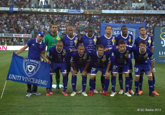 eb300a320978 Le SC Bastia fait partie du club très restreint des équipes invaincues à  domicile en Europe. À noter que plusieurs joueurs disputaient leur dernier  match ...