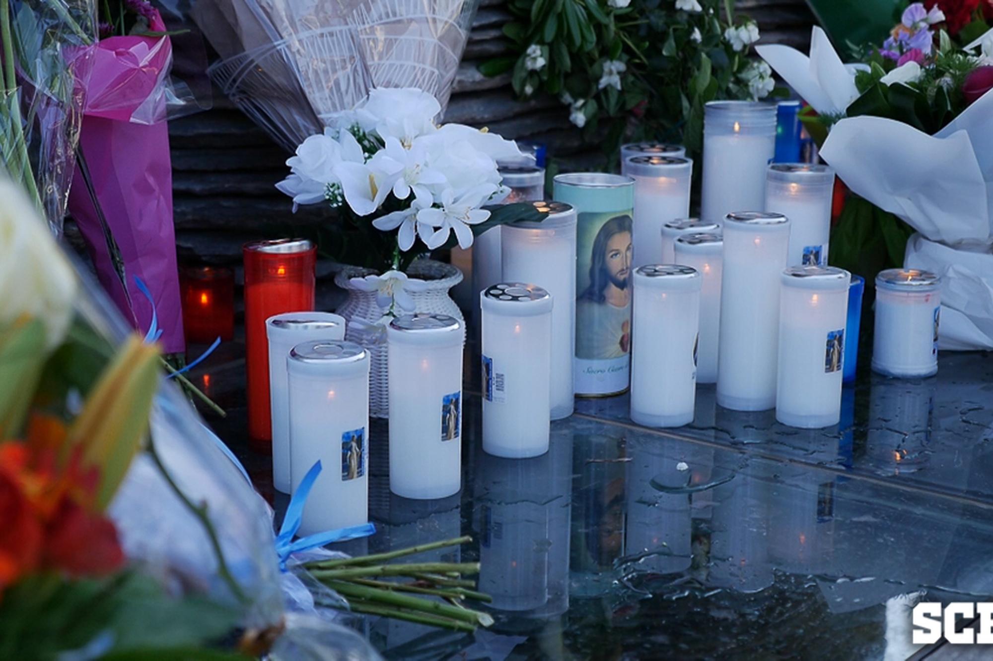 5 Mai 1992 : Dépôt de gerbe en mémoire des victimes (05/05/2018)