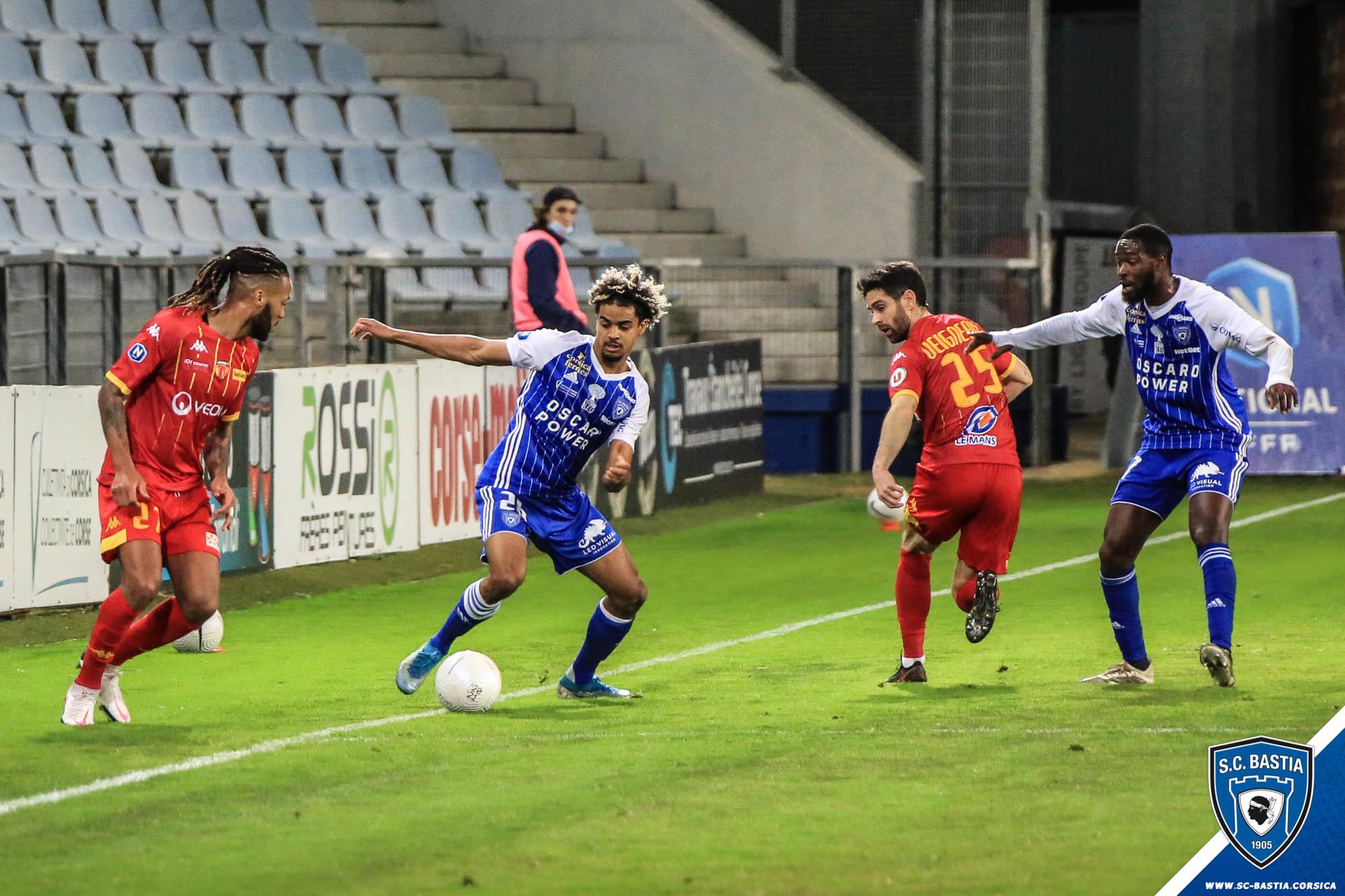 SCB 1-0 LMFC (08/02/2021)