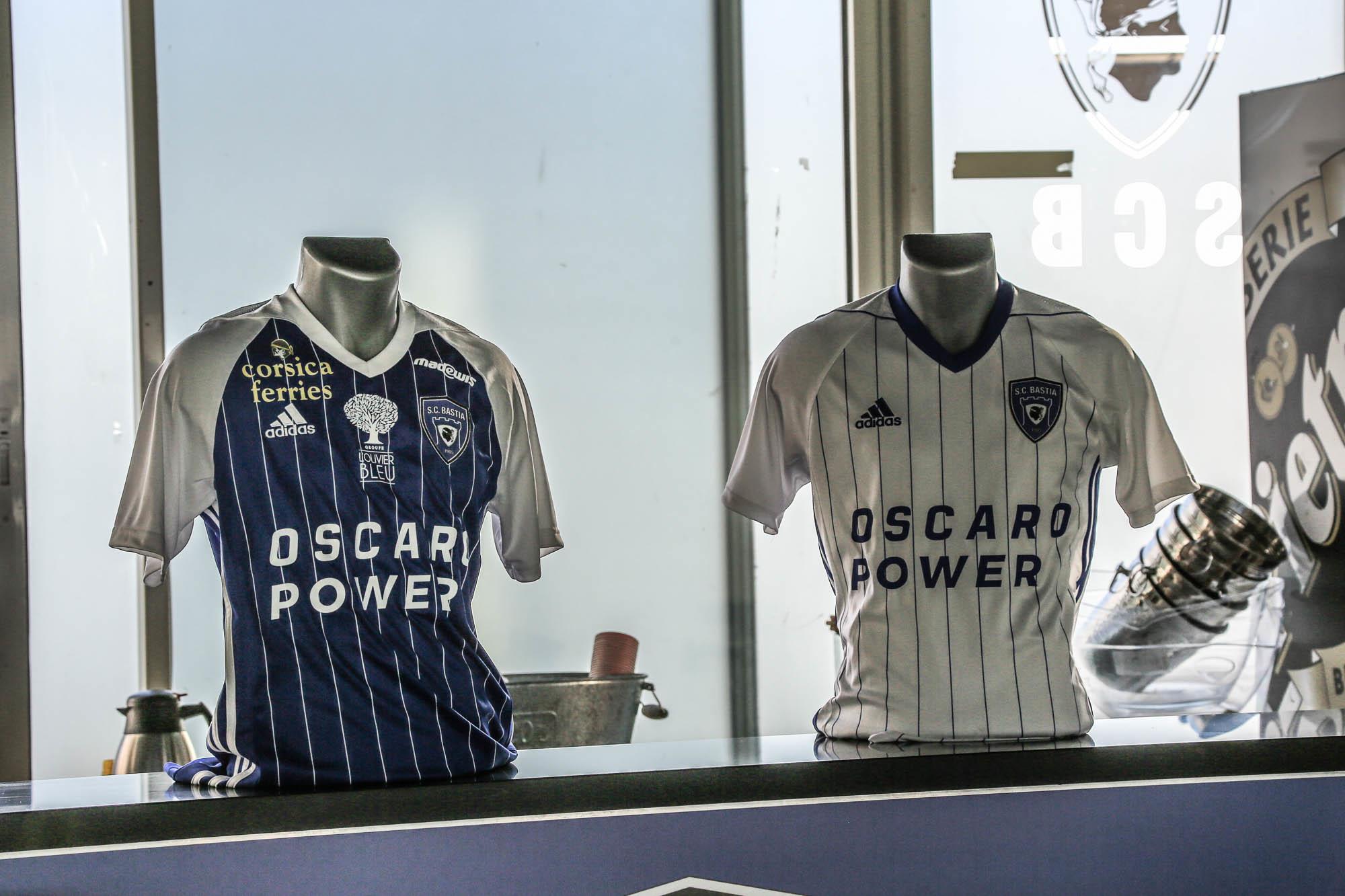 Le Salon VIP du stade Armand-Cesari