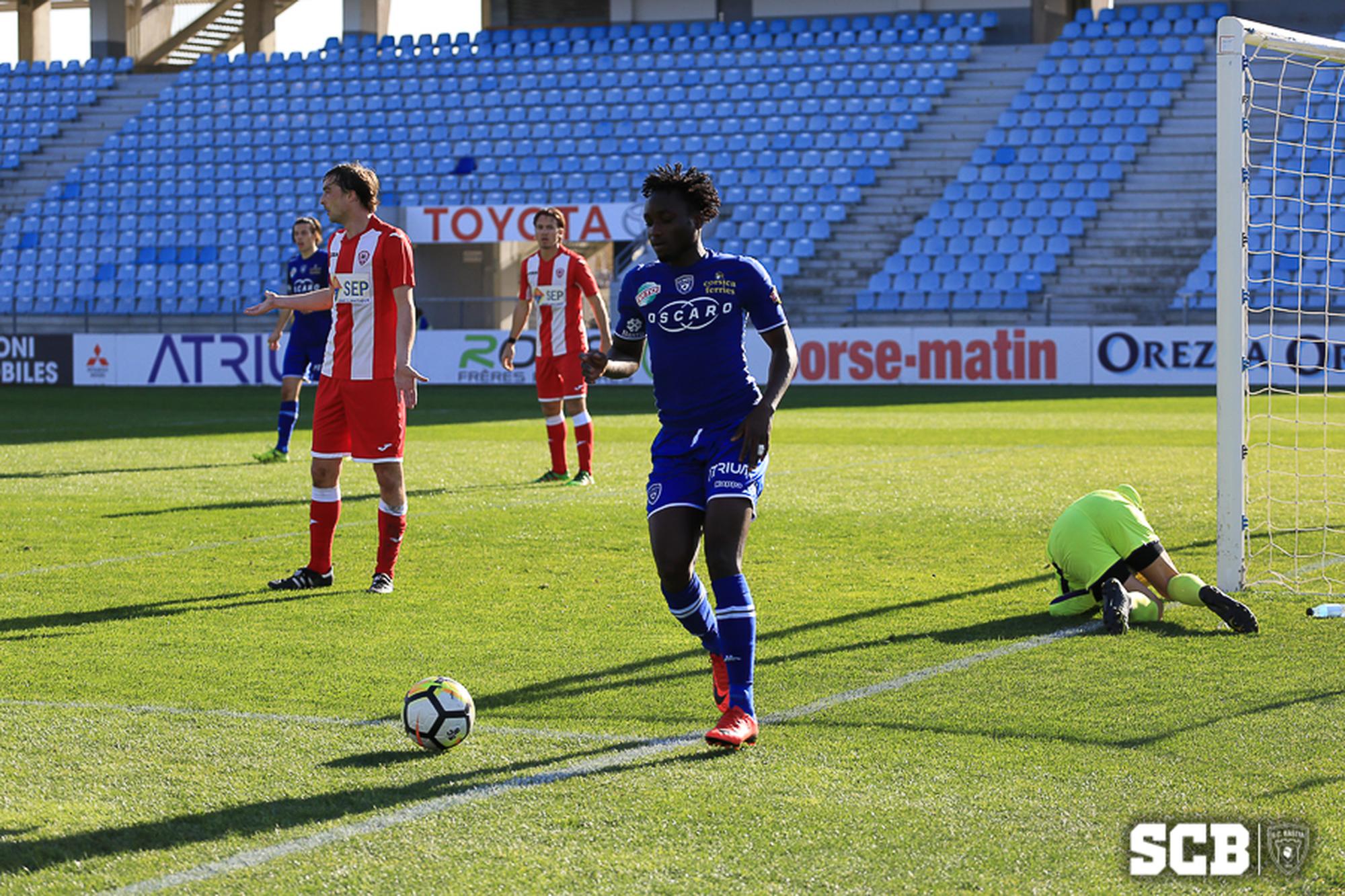 SCB 5-0 FCB (11/02/2018)