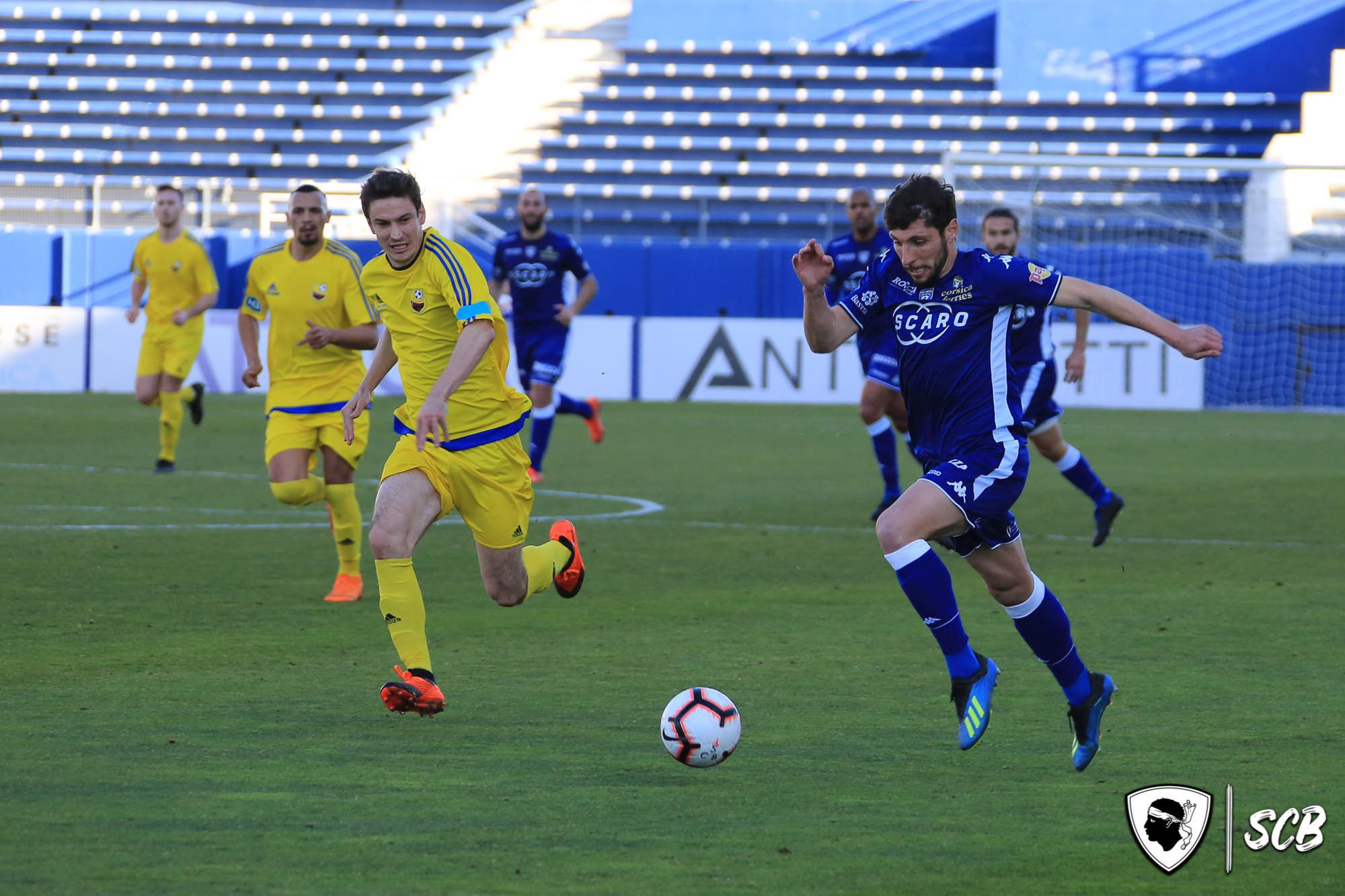 SCB 3-1 AFC (16/02/2019)