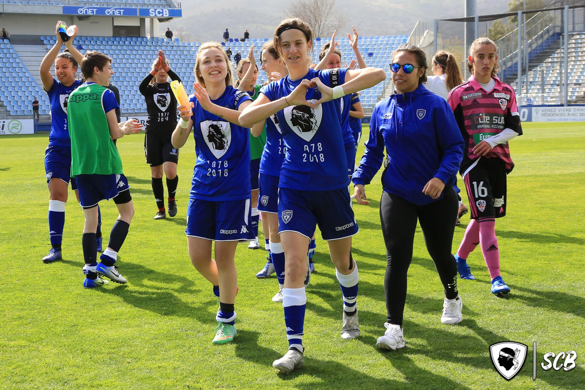 Coupe de Corse Féminine : SCB-ACA (16/03/2018)