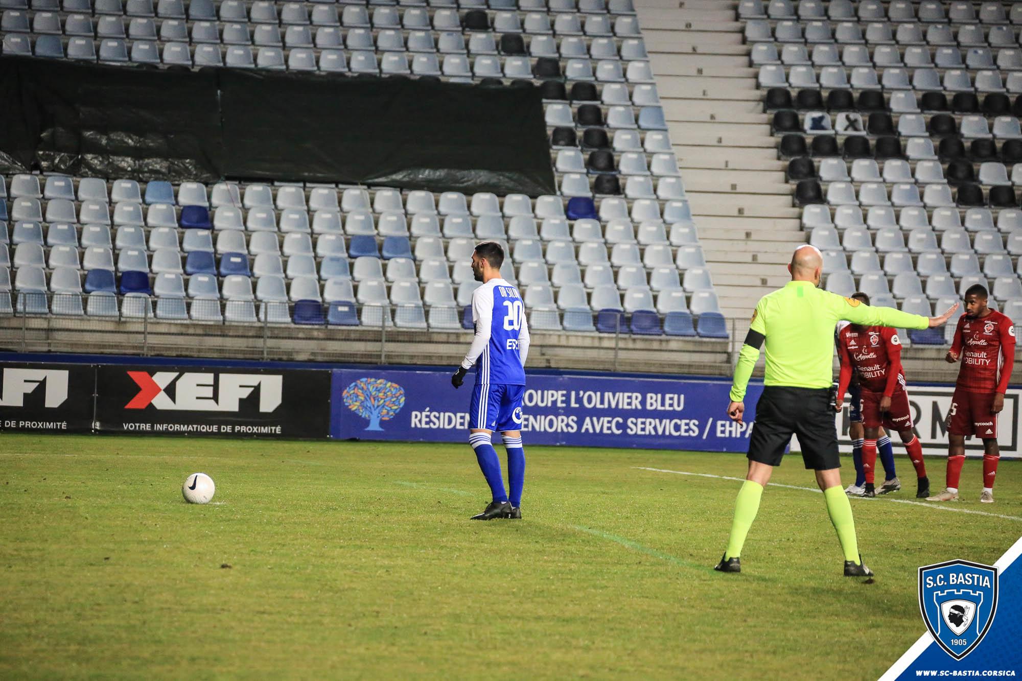 SCB 4-0 FCBB (18/01/2021)