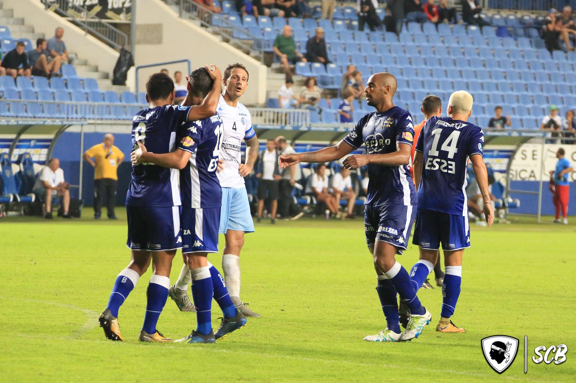 SCB 3-0 EFB (23/09/2018)