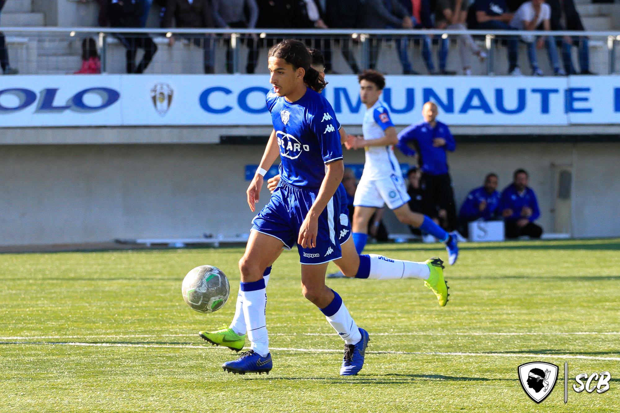 U19 : SCB 5-0 CCFC (24/03/2019)