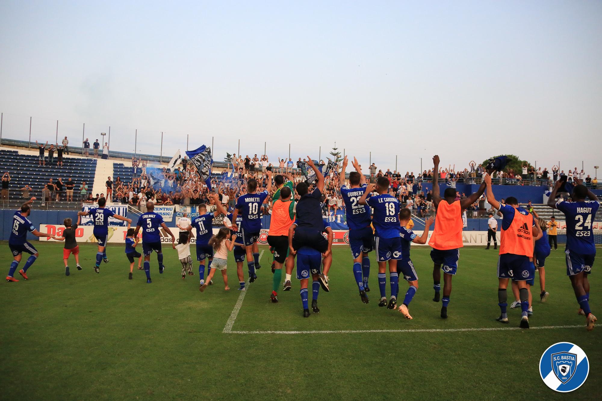 SCB 1-0 LOSC (24/08/2019)