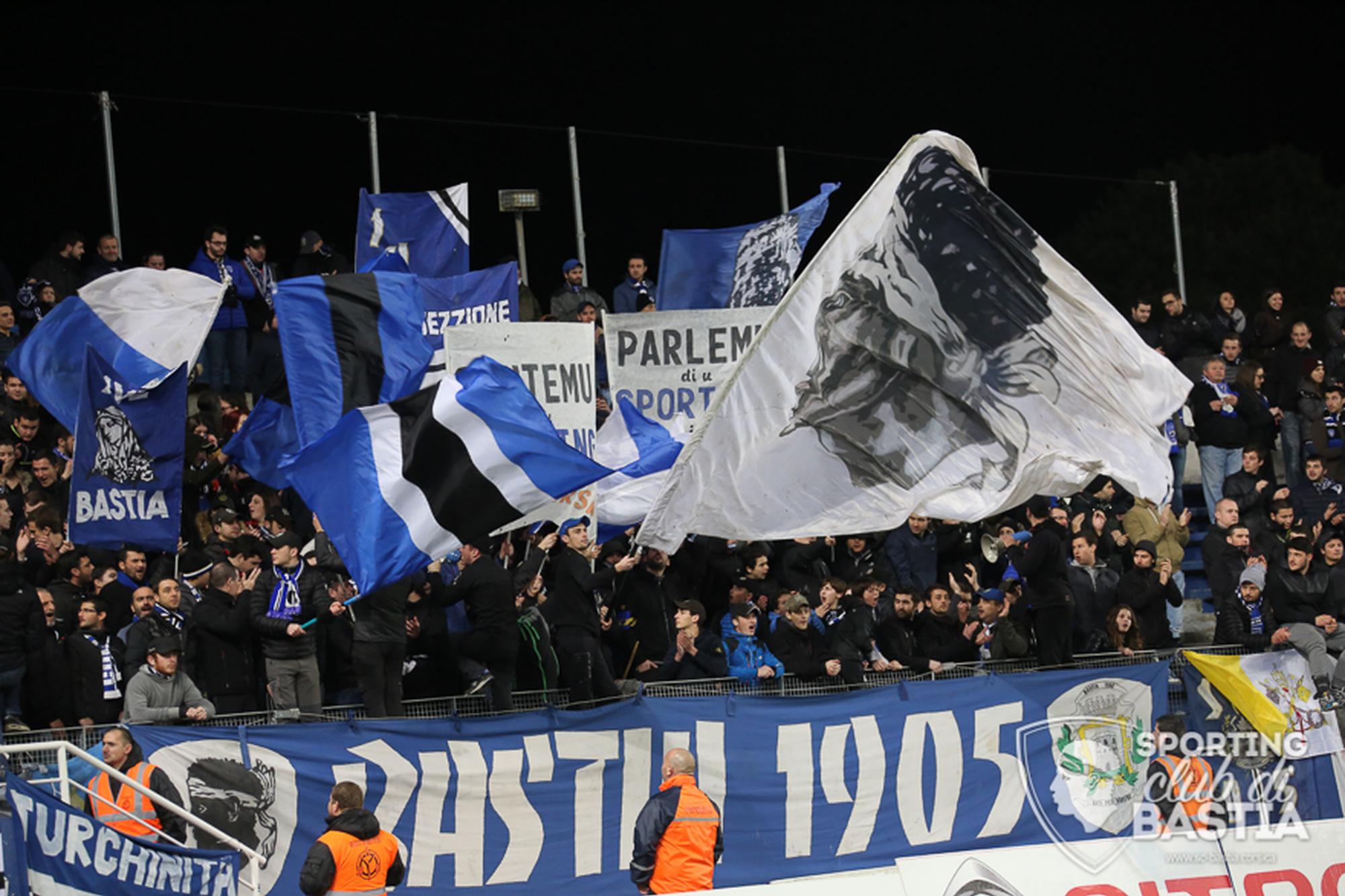 Bastia - Lyon