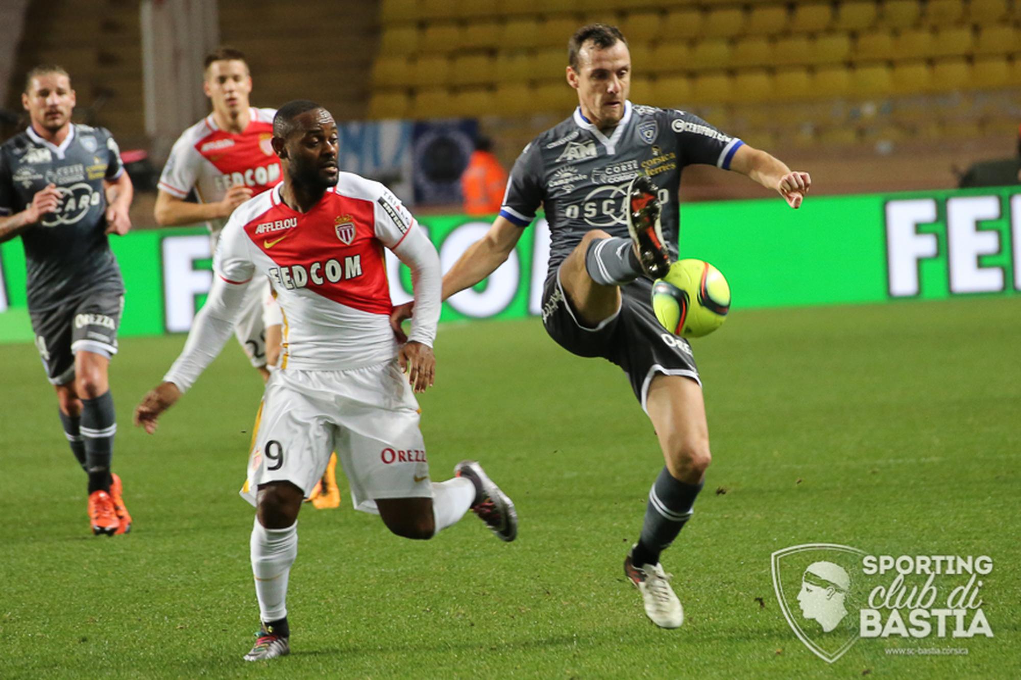 Monaco - Bastia