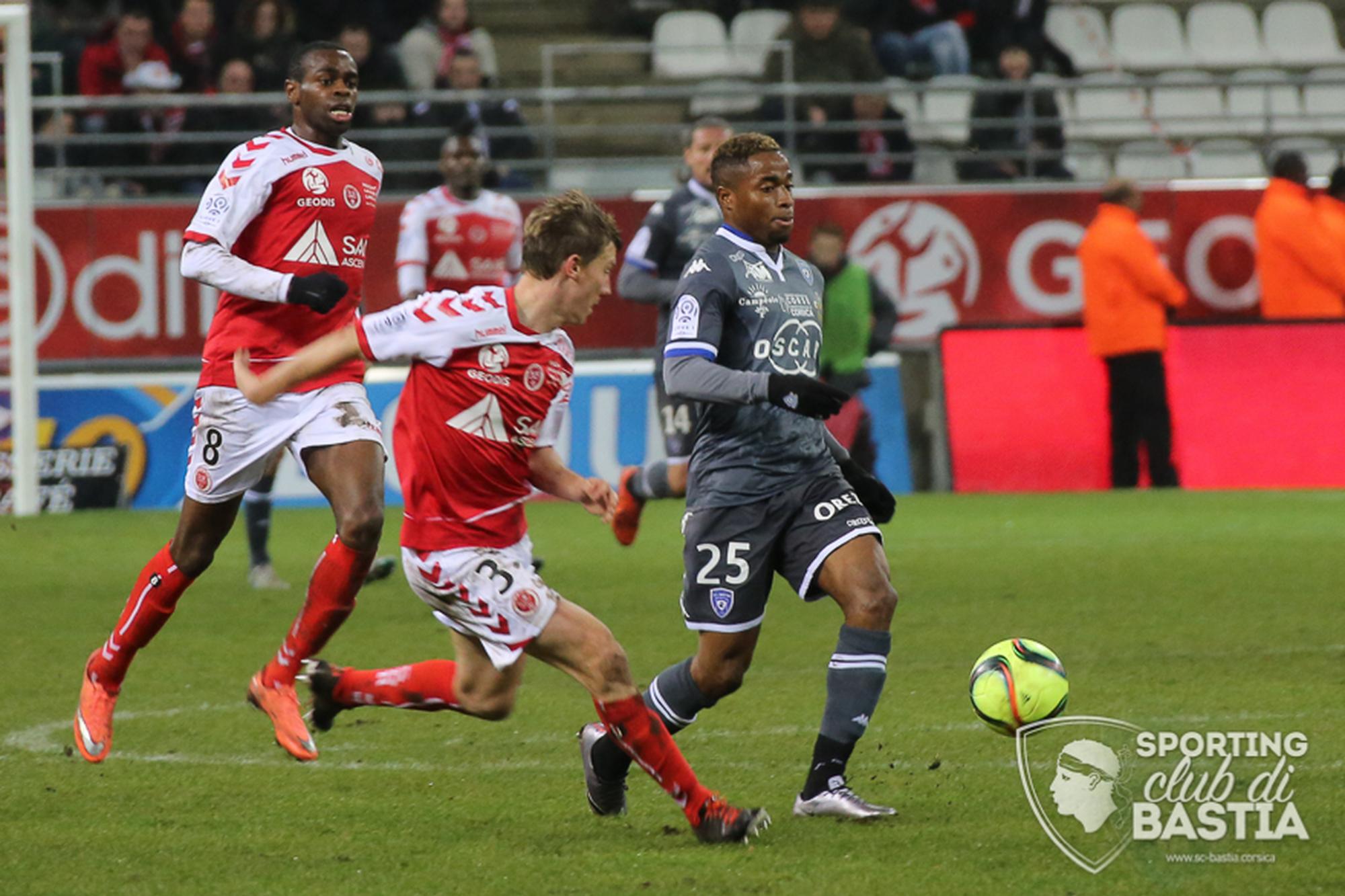 Reims - Bastia