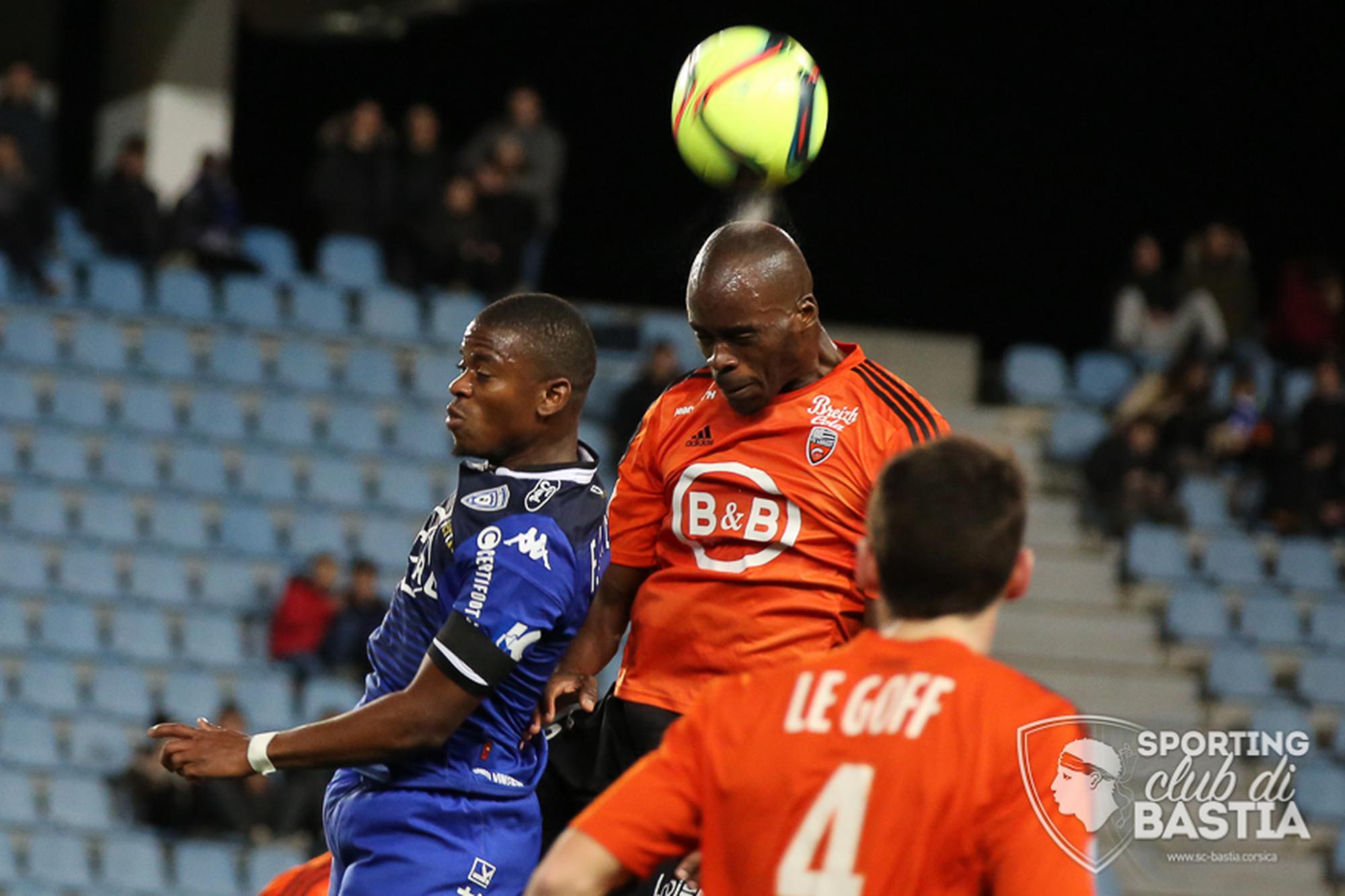 Bastia - Lorient