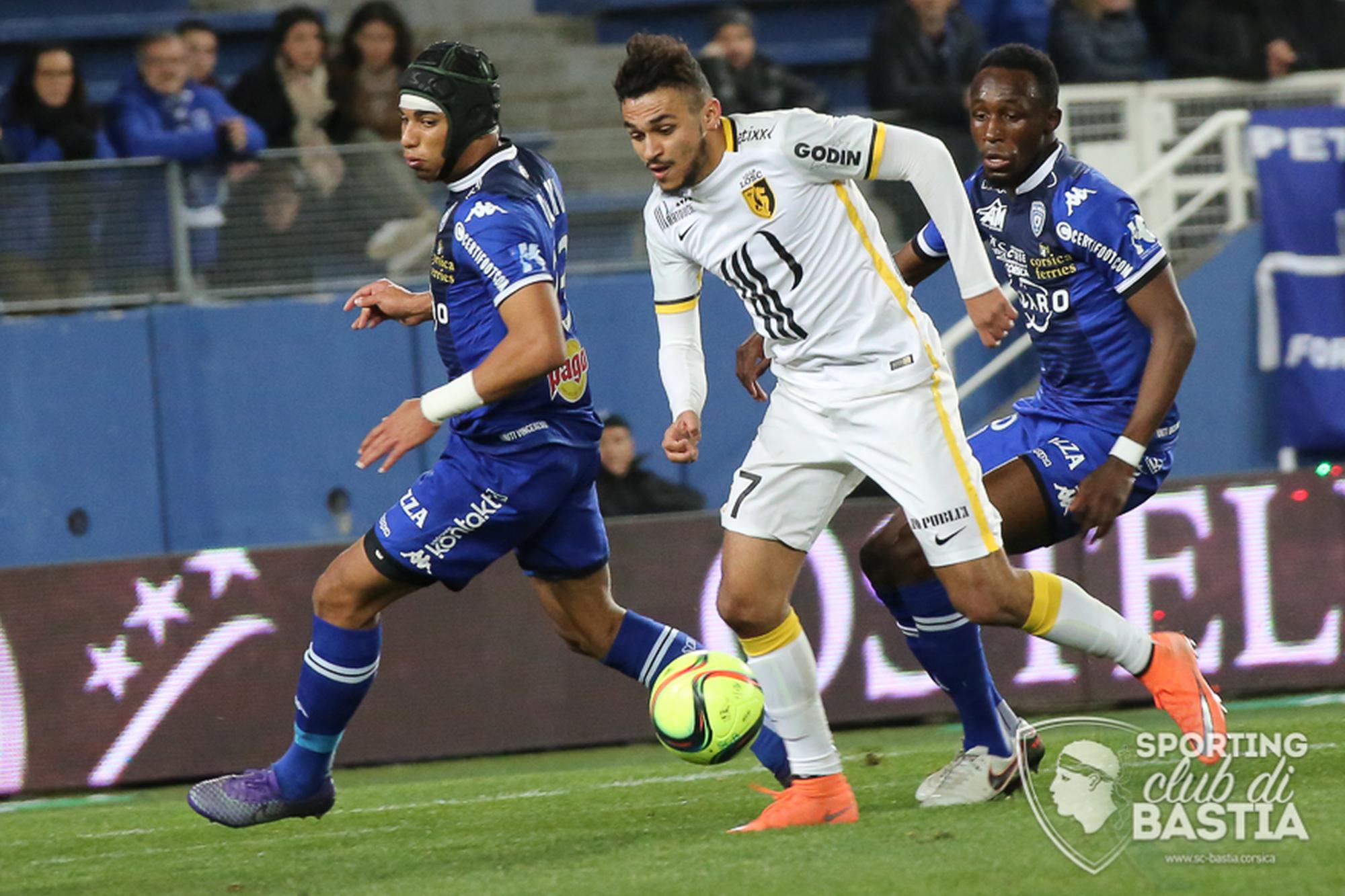 Bastia - Lille