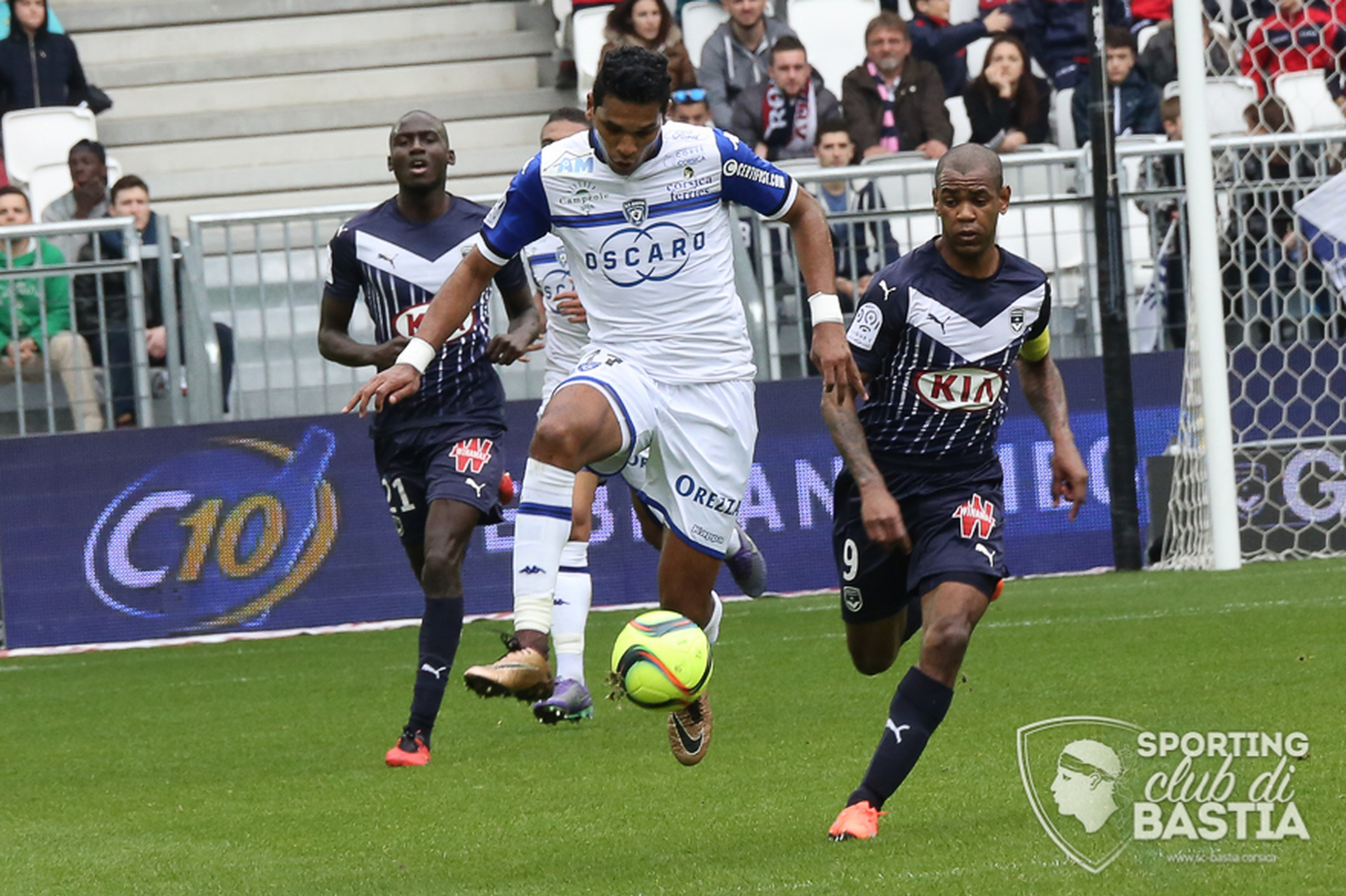 Bordeaux - Bastia