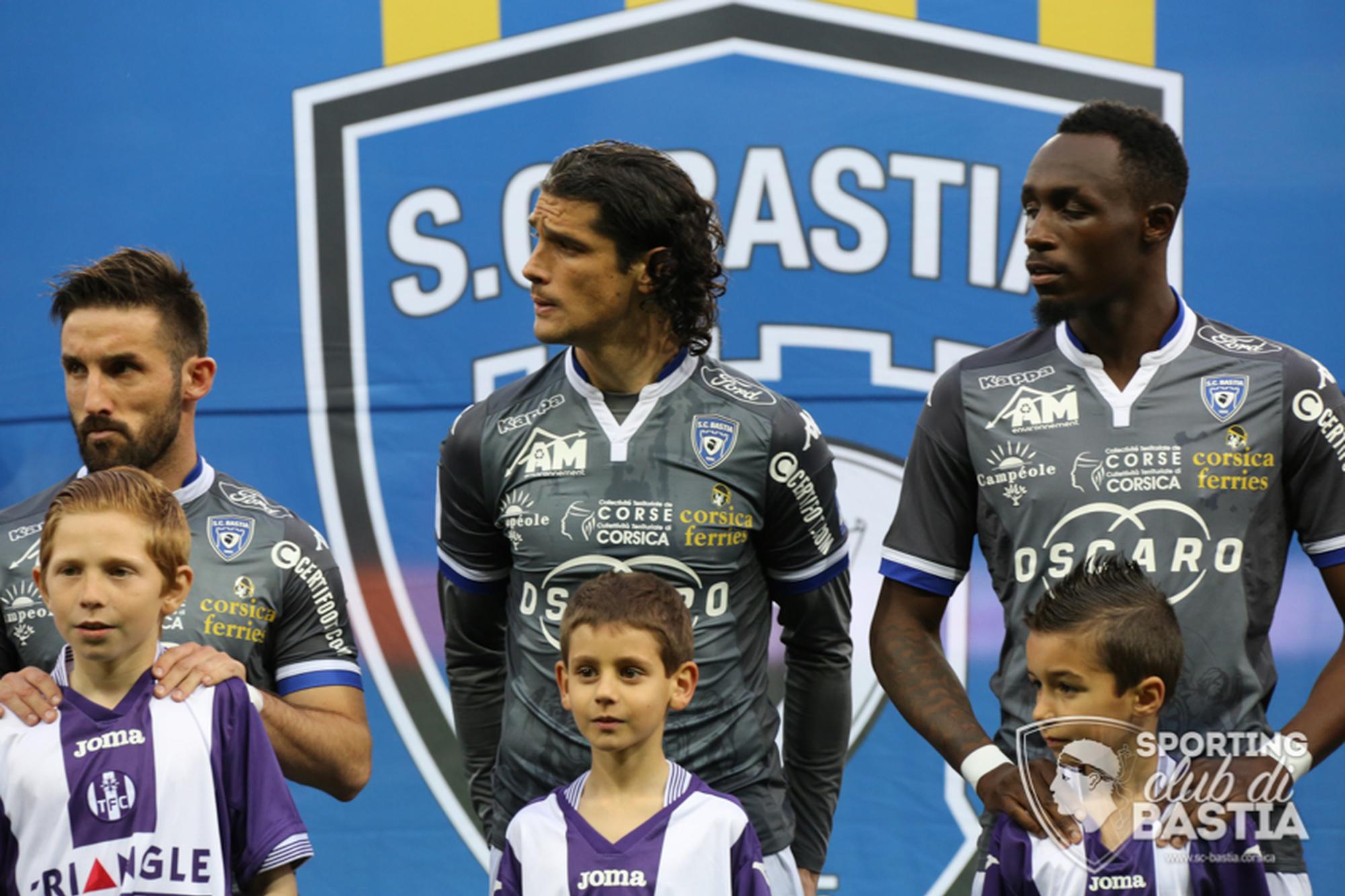 Toulouse - Bastia