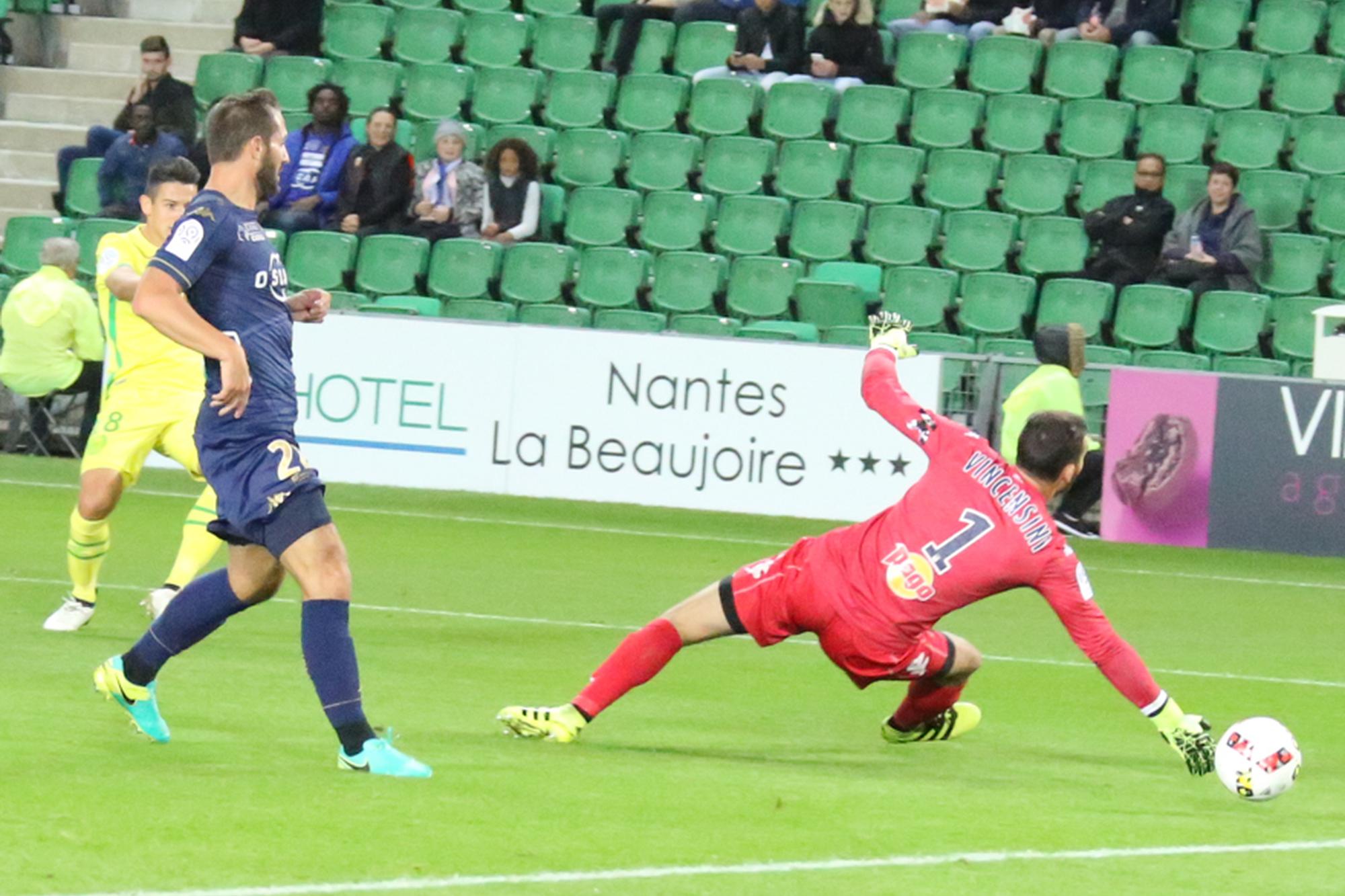 Nantes - Bastia