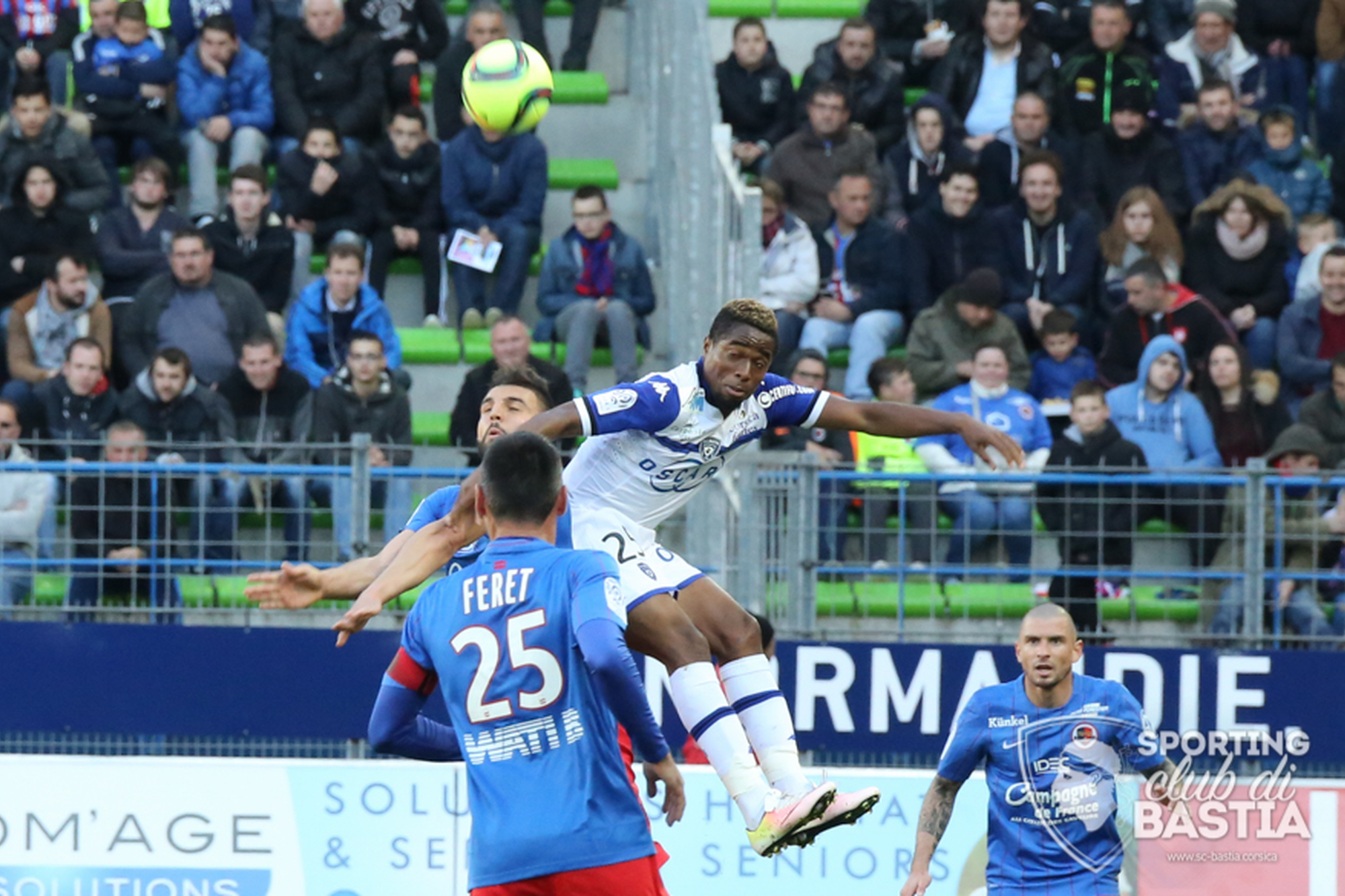 Caen - Bastia