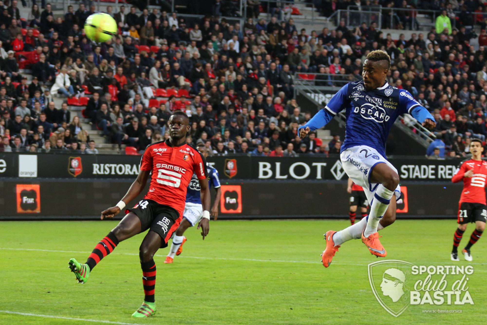 Rennes - Bastia