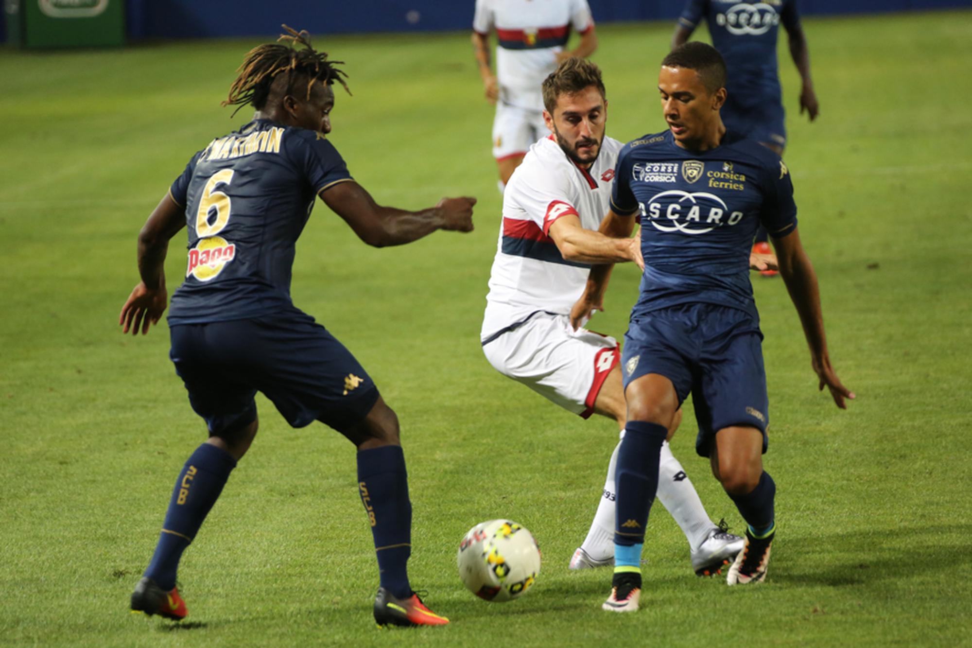 Bastia-Genoa