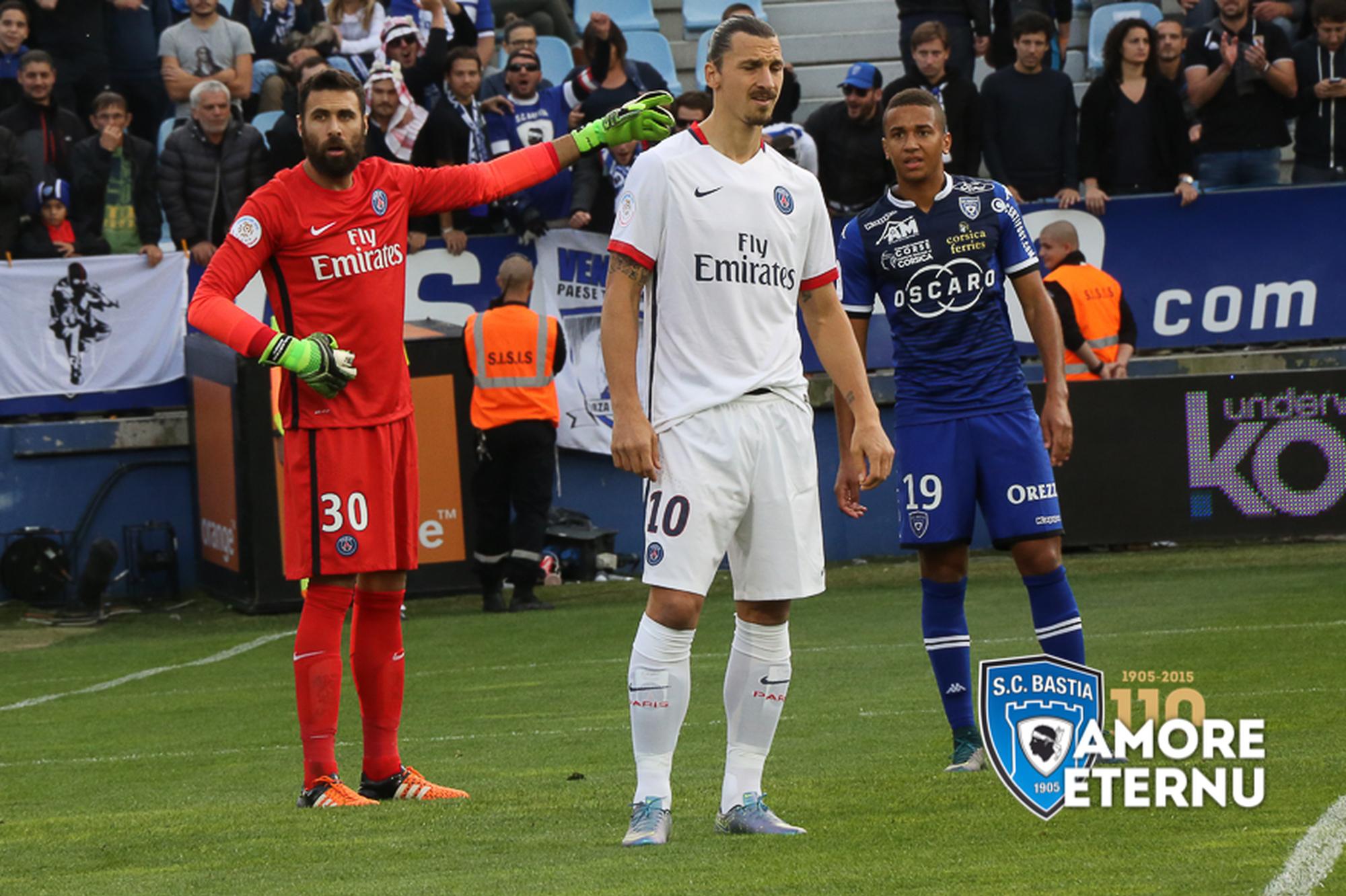 Bastia - PSG