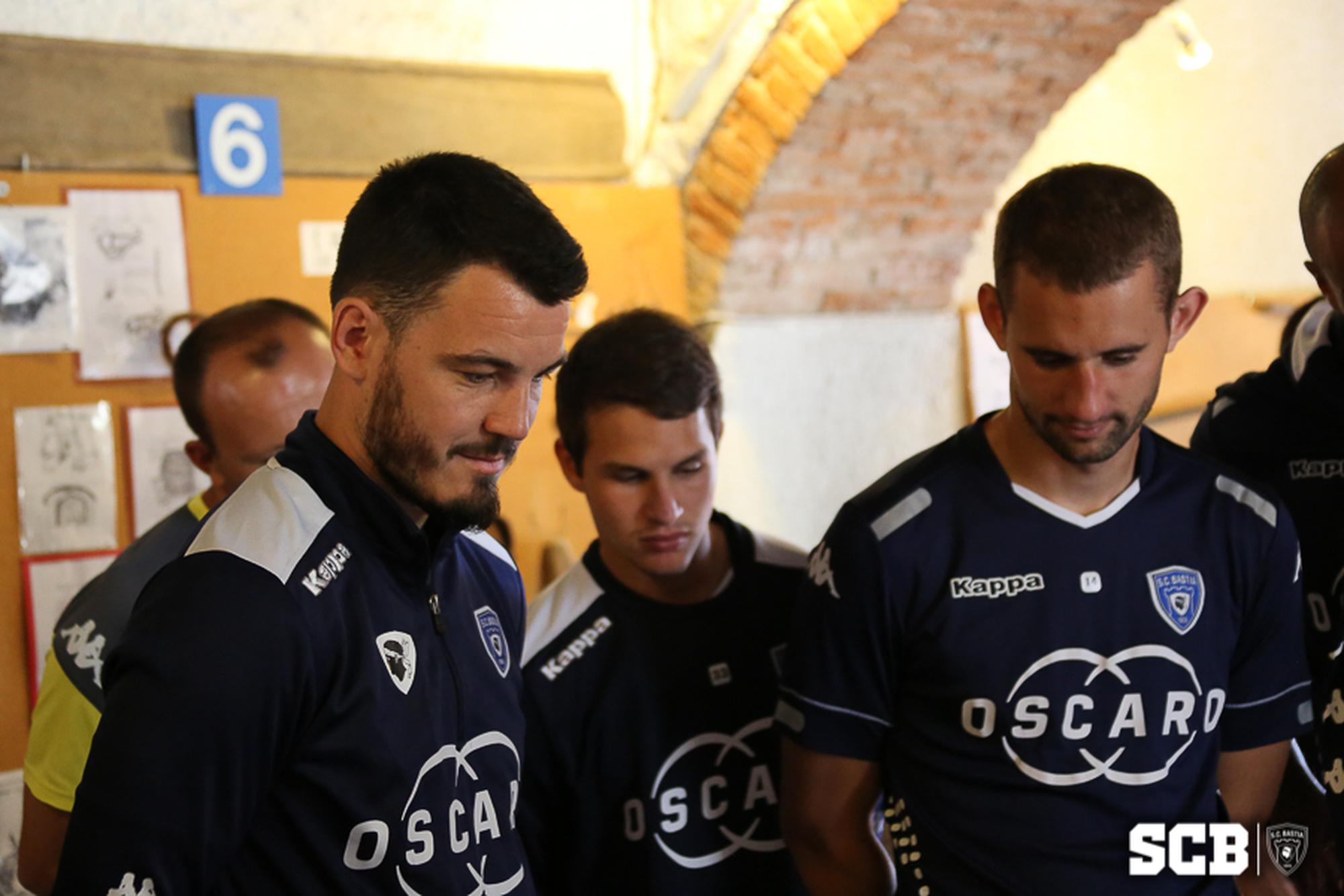 U Sporting in Cervioni (21/09/2017)