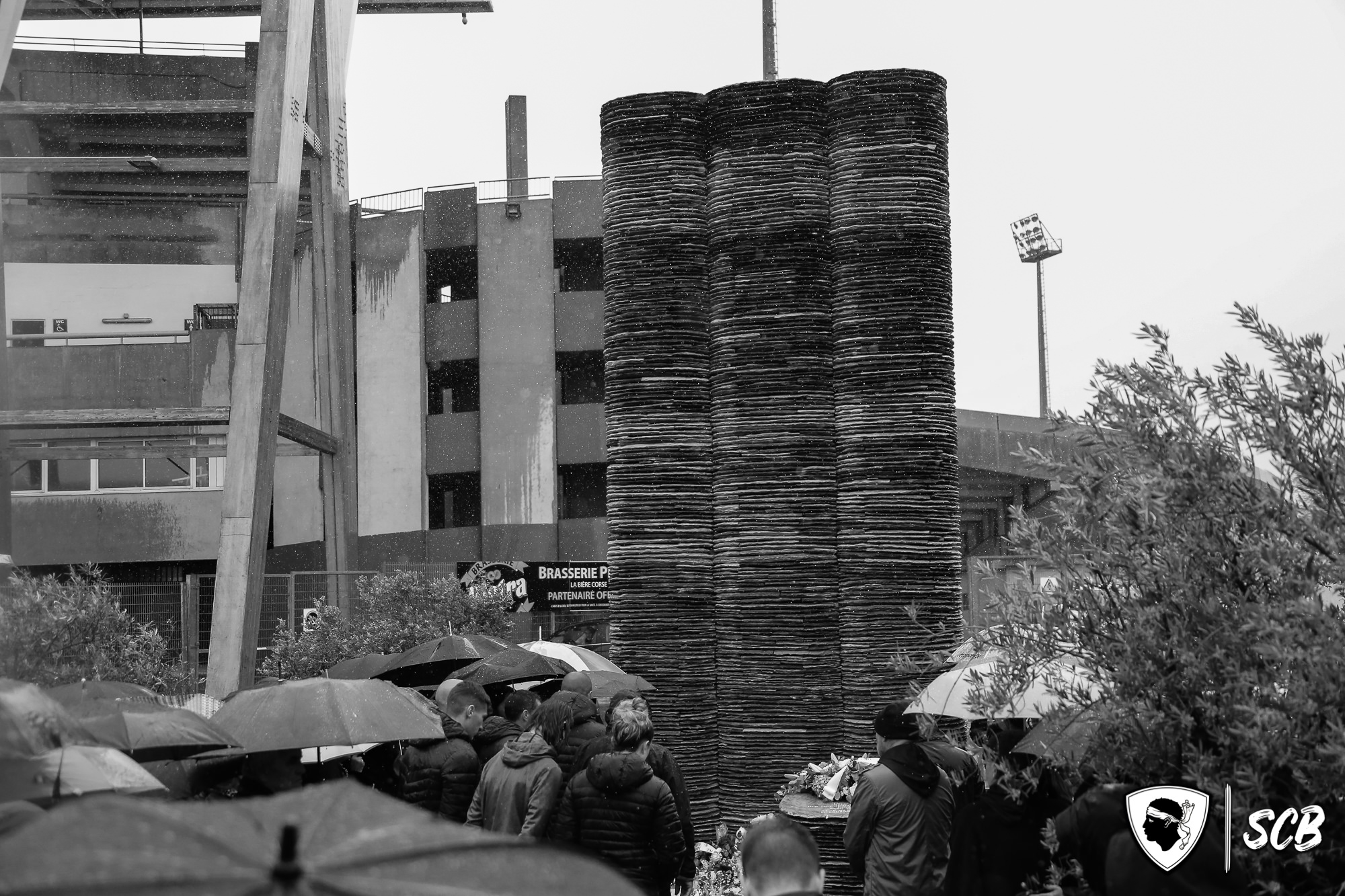 5 di Maghju : Commémoration à la stèle (2019)