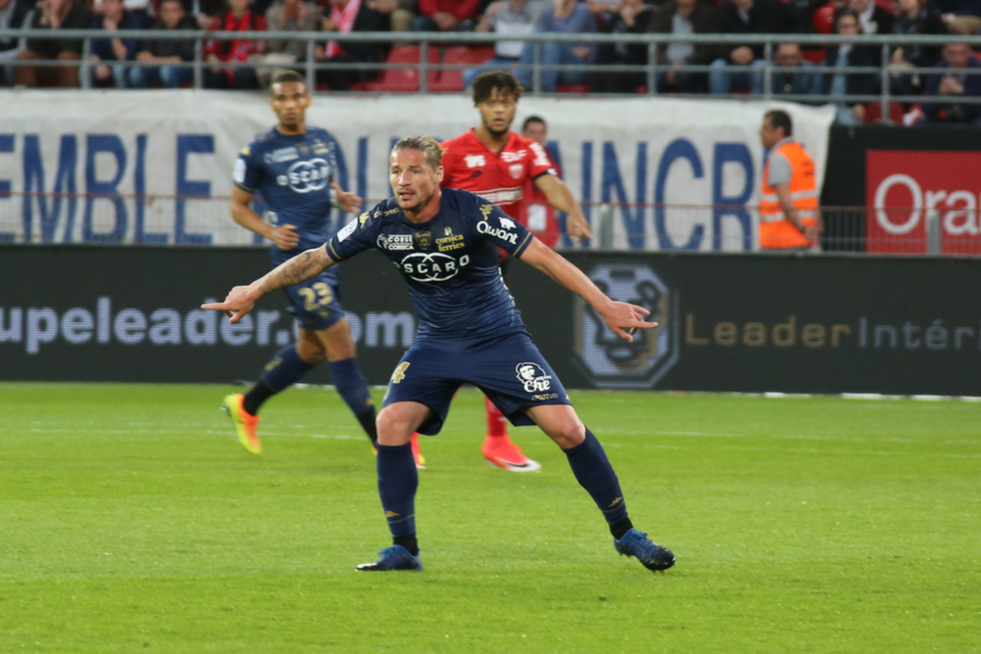 Dijon-Bastia 08/04 (J32)