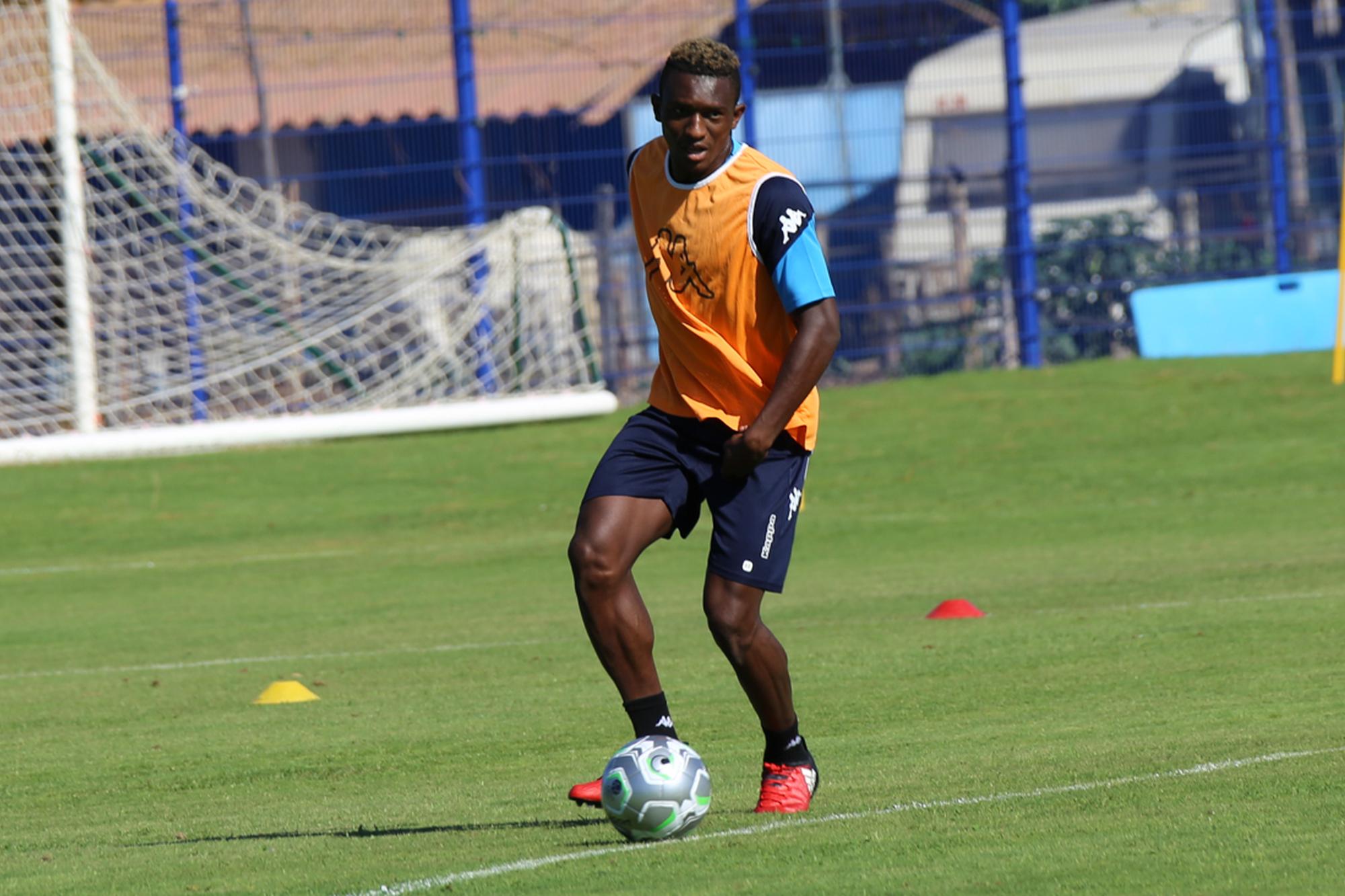 Ripresa di l'intrenamentu pè Abdoulaye Keita