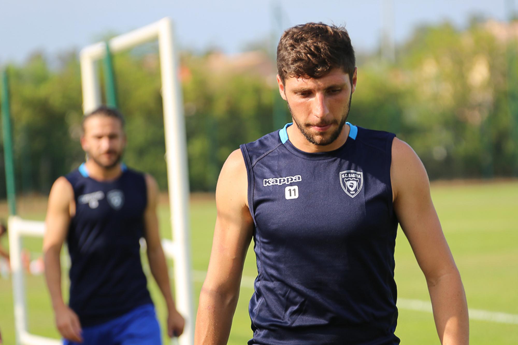 Bastia 2-1 Sassari (11/08/2018)