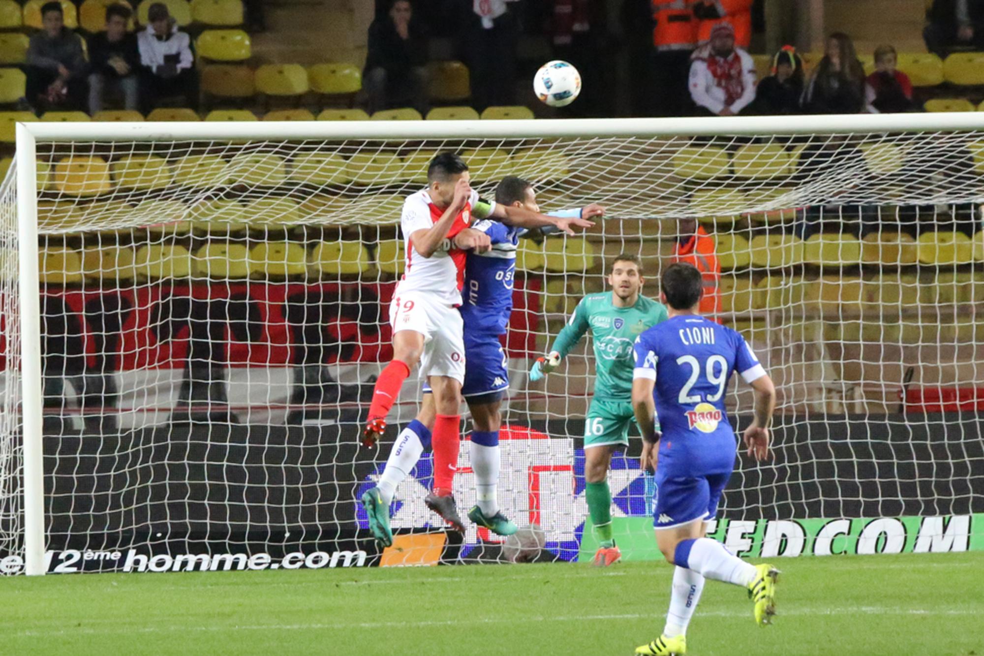 Monaco - Bastia J16 (03/12/2016)