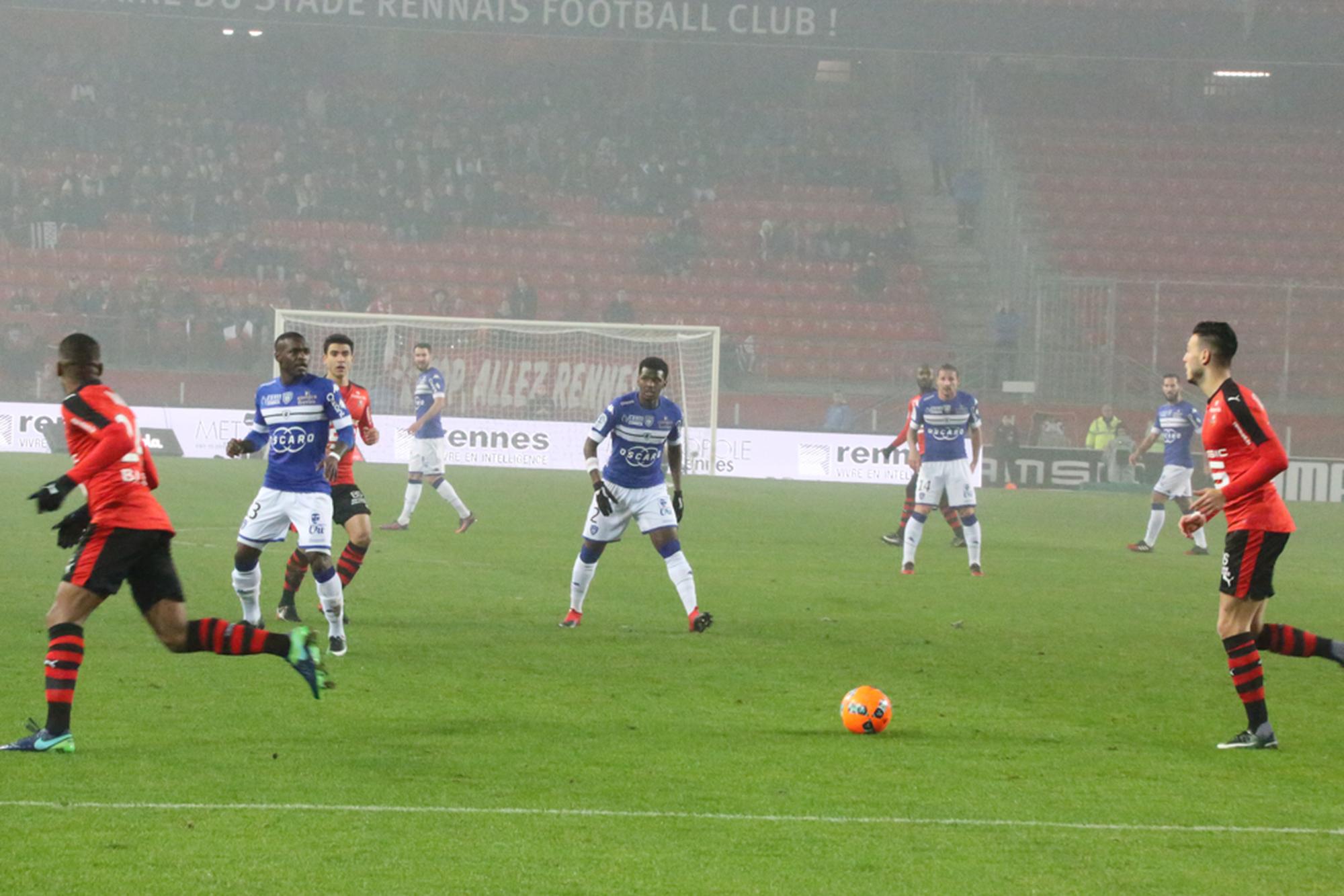 Rennes-Bastia (17/12/16 J18)