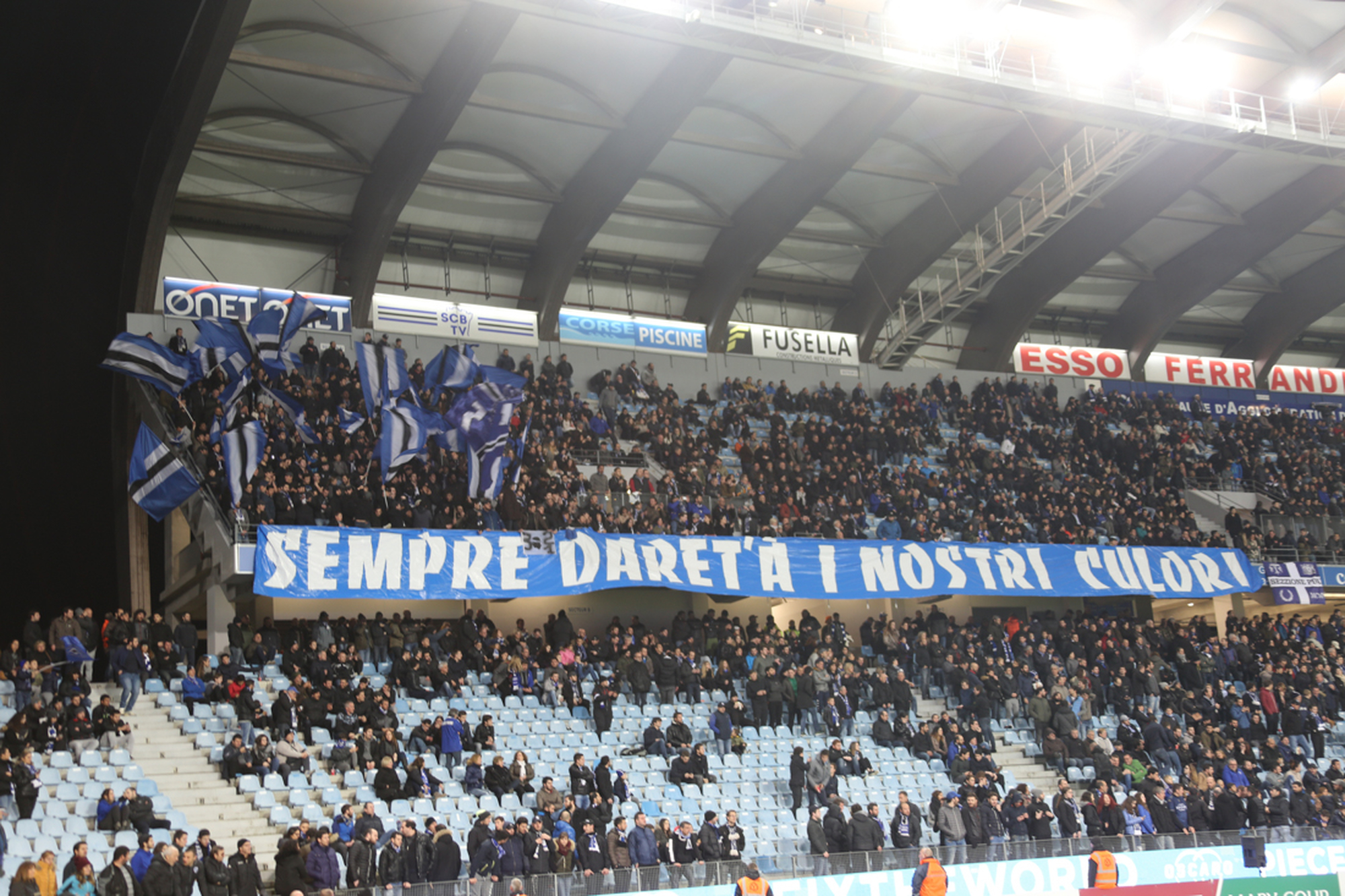Bastia - Monaco