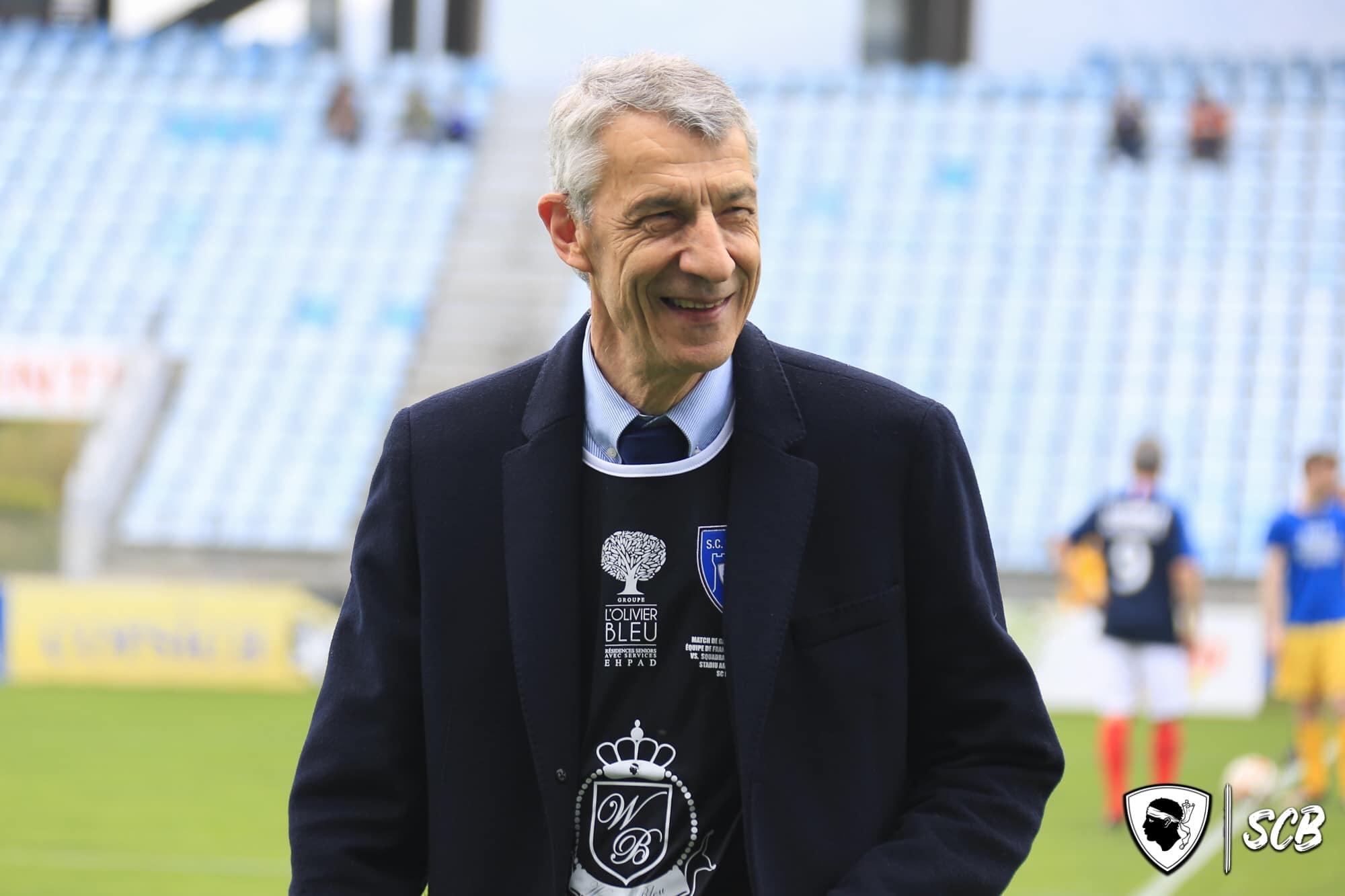 Squadra Corsa di l'eletti 4-1 Équipe de France des parlementaires (18/05/2019)
