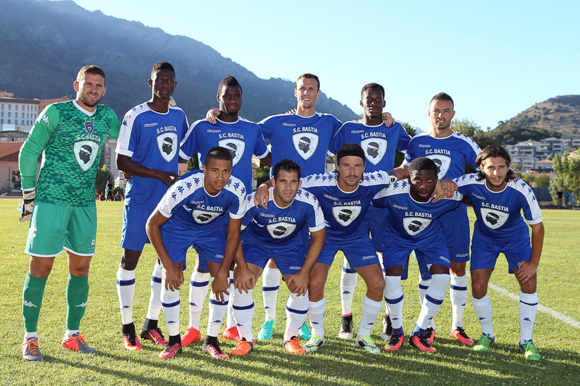 Bastia-AC Ajaccio