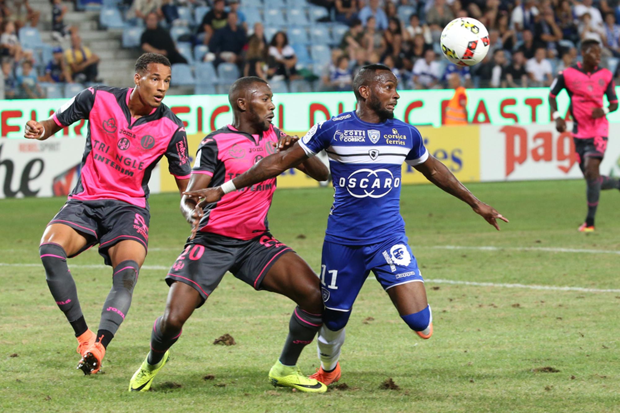 Bastia-Toulouse