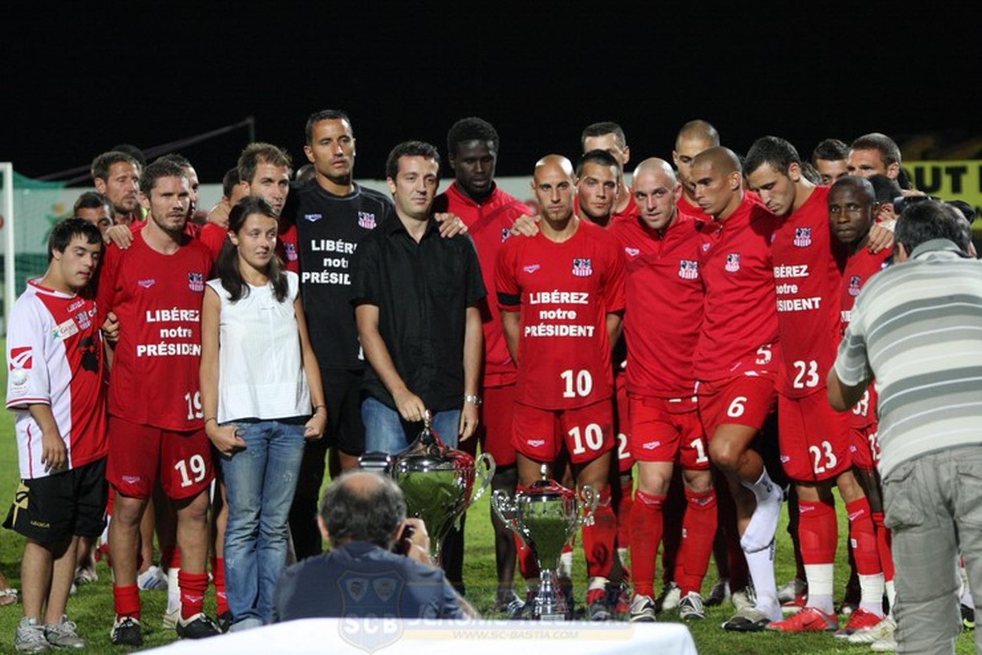 Ajaccio-Bastia (Challenge Moretti)