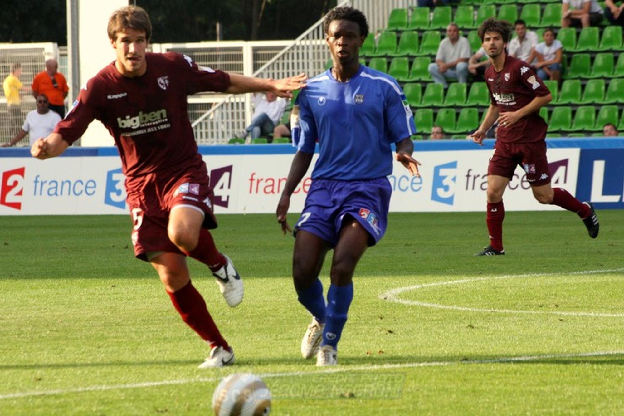 Metz-Bastia (Coupe de la Ligue)