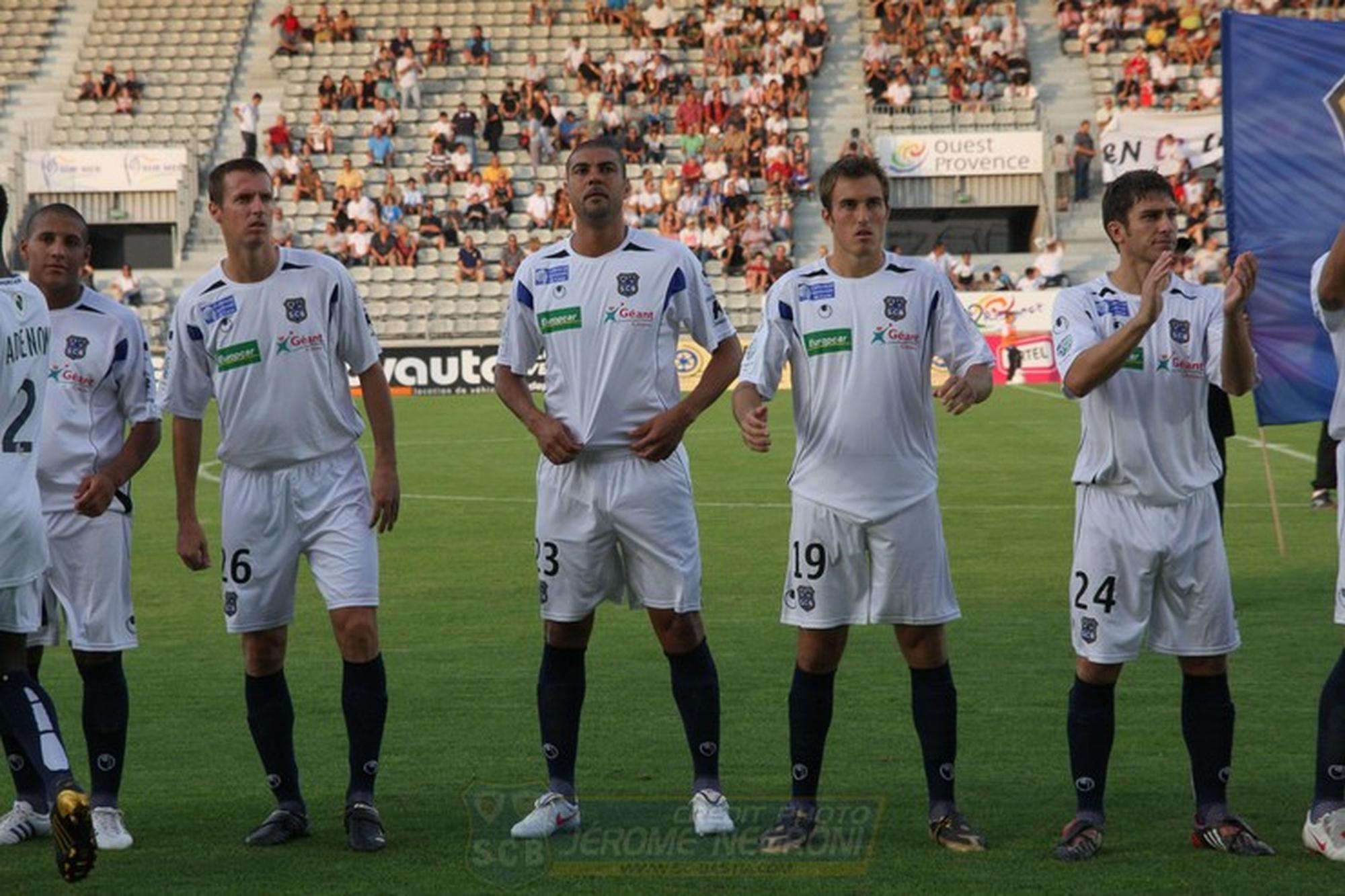 Istres-Bastia (Ligue 2)