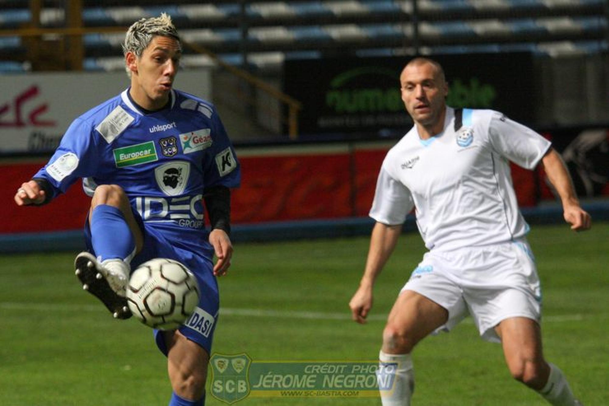 SCB/TOURS (Ligue 2)