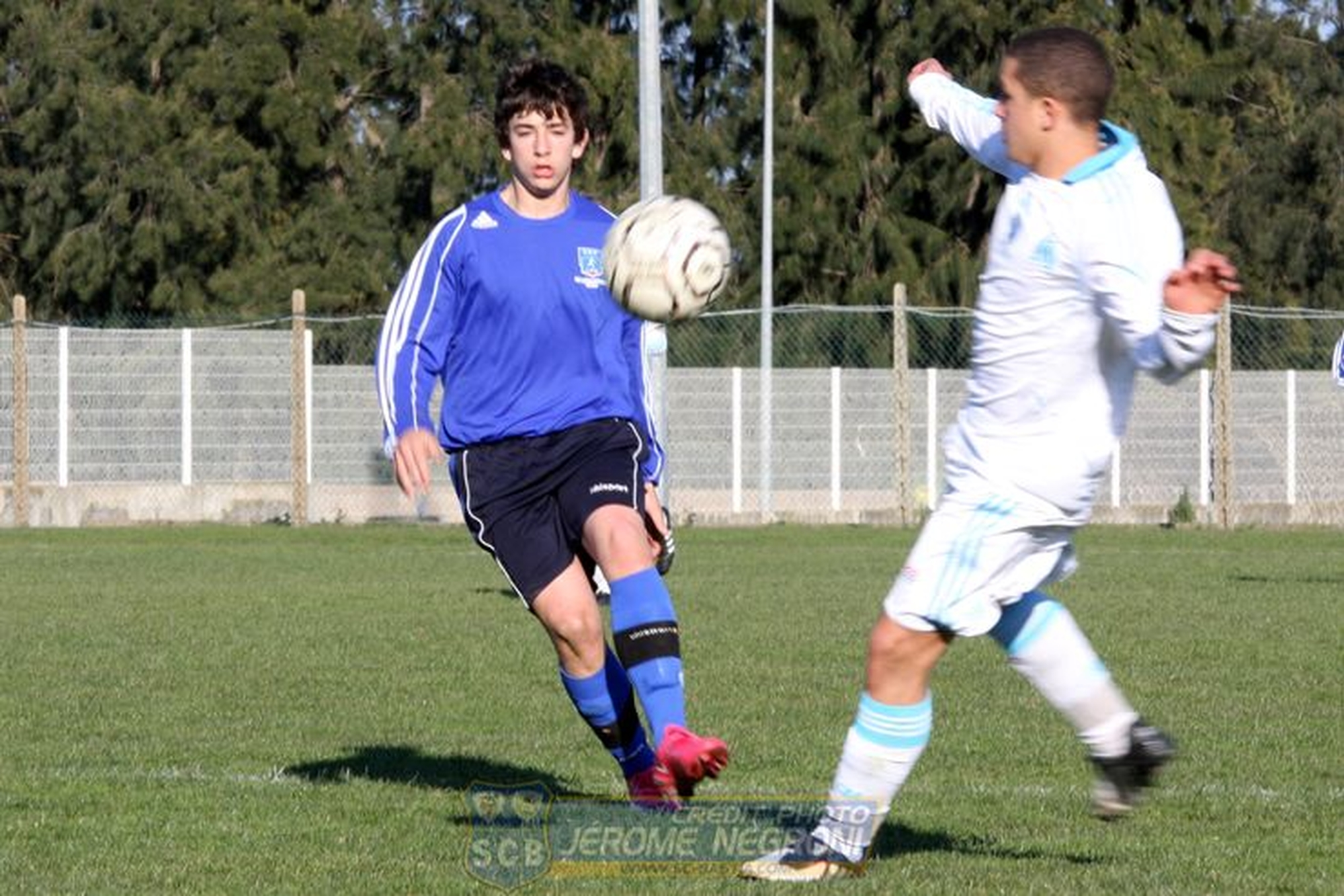 SCB/OM (14 ans Fédéraux)