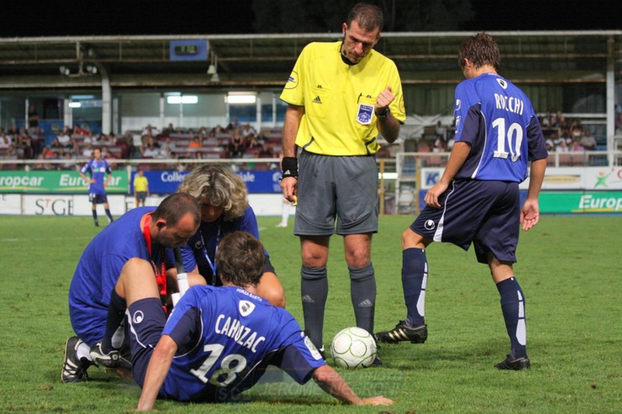 Bastia-Laval (Ligue 2)