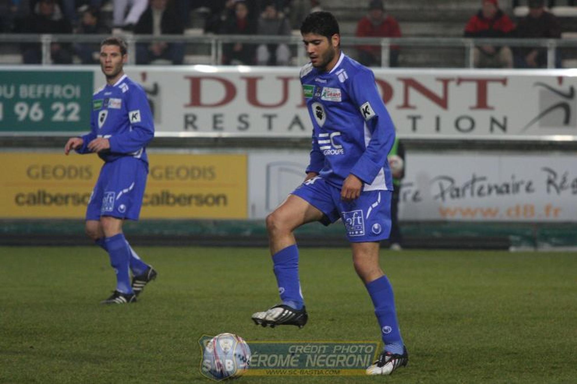 AMIENS/SCB (Ligue 2)