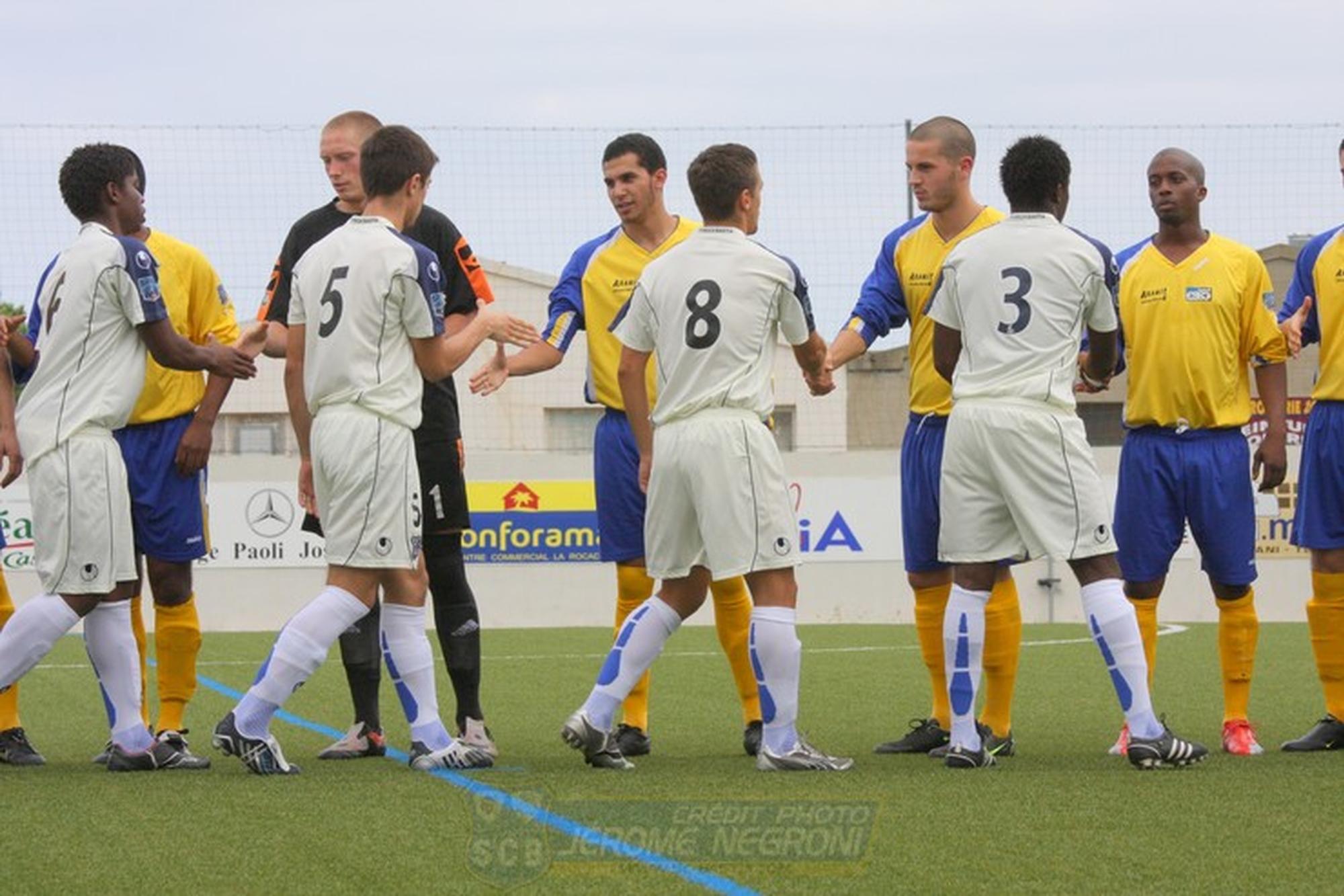 Bastia-ESSG (CFA 2)