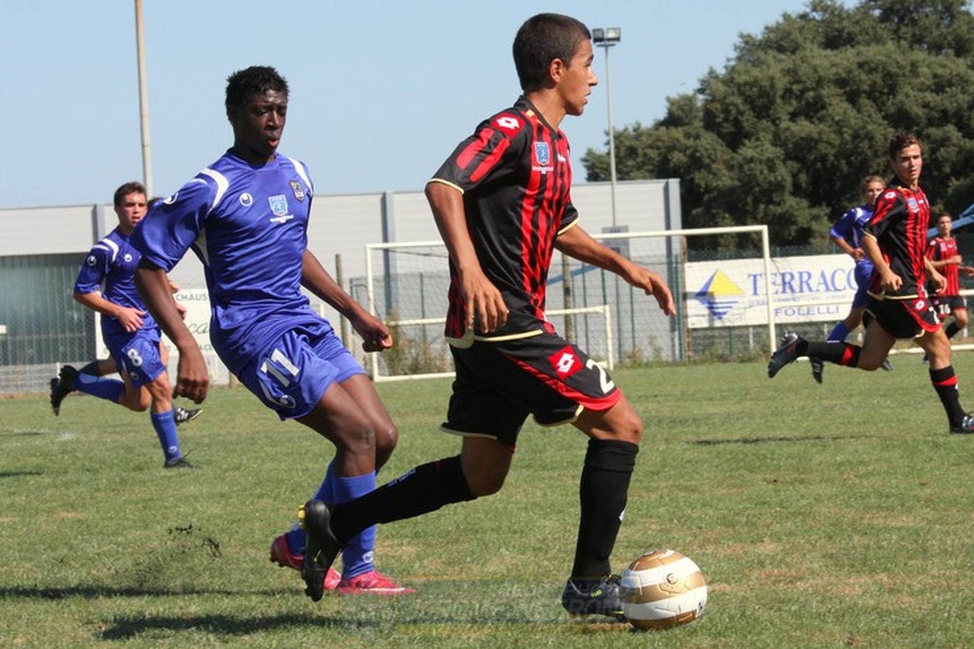 Bastia-Nice (U19 Nat)