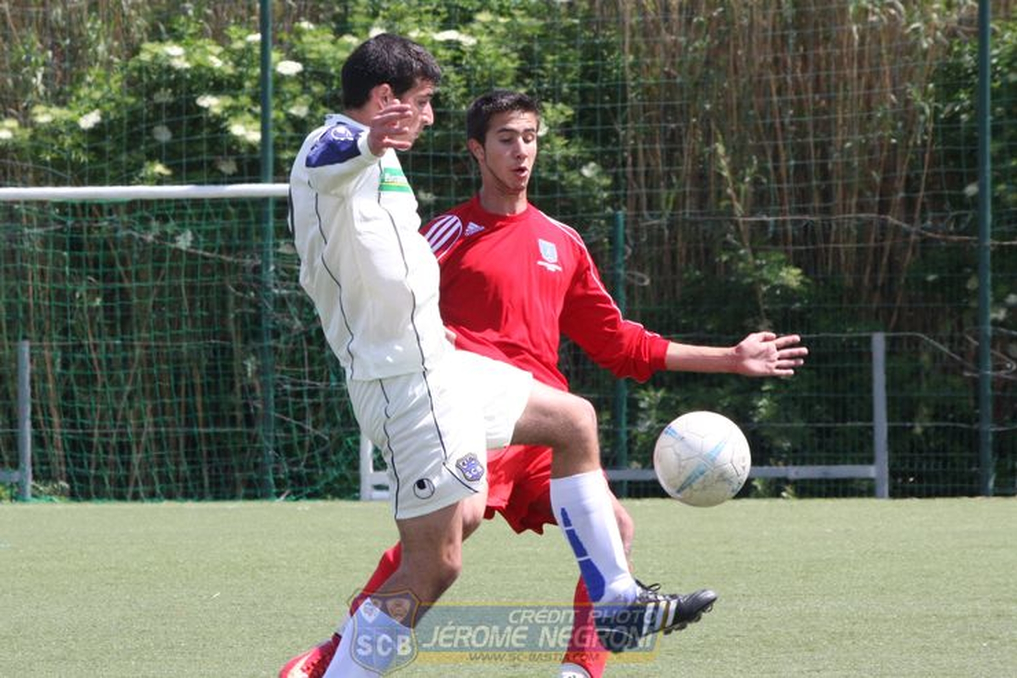 PERPIGNAN/SCB (16 ans Nationaux)