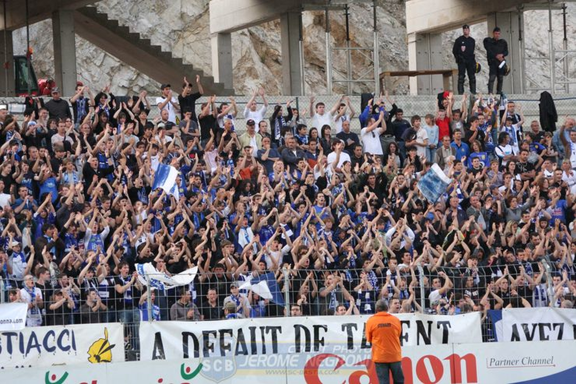 ACA/SCB (Ligue 2)