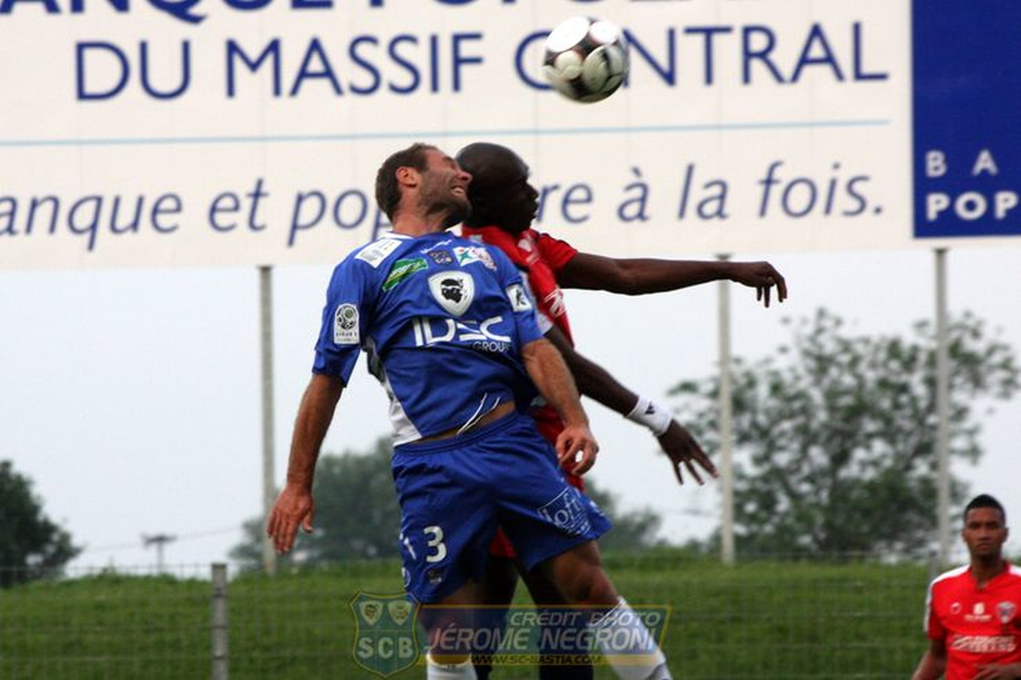 CLERMONT/SCB (Ligue 2)