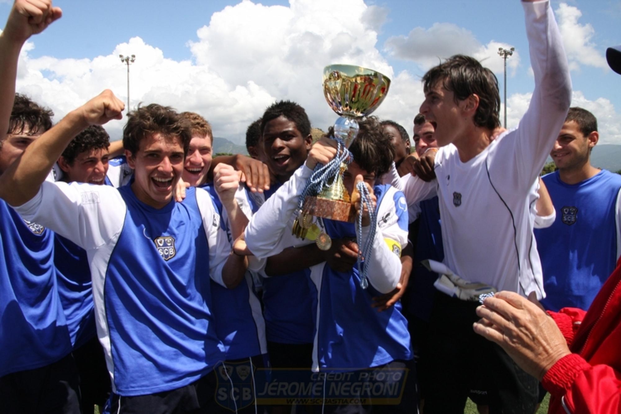 ACA/SCB (15 ans Coupe de Corse)