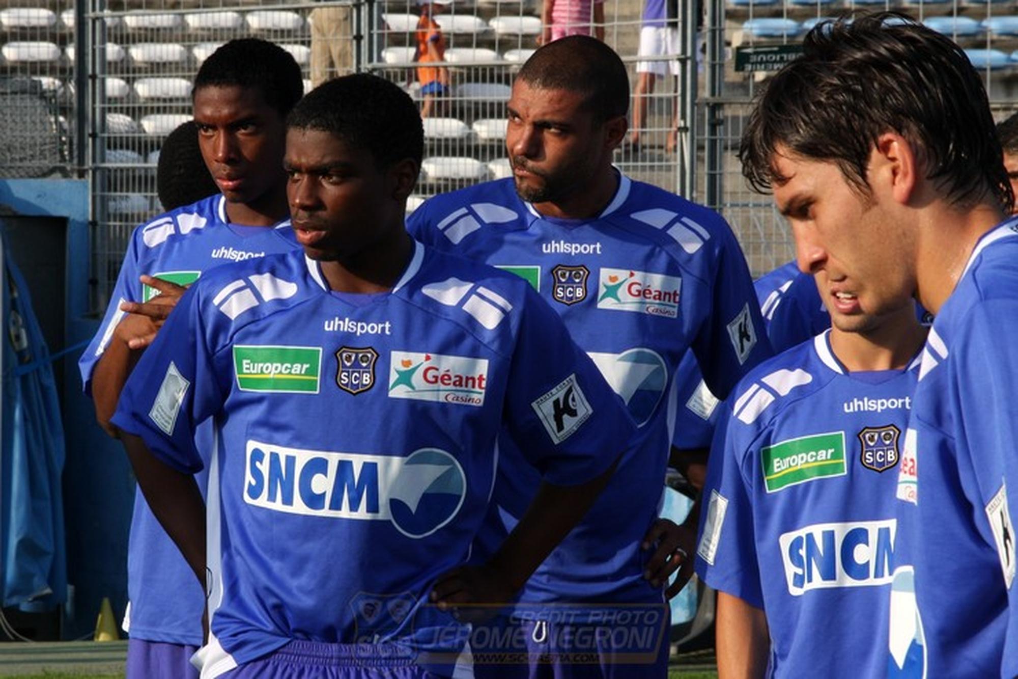 Bastia-GFCOA (Amical)