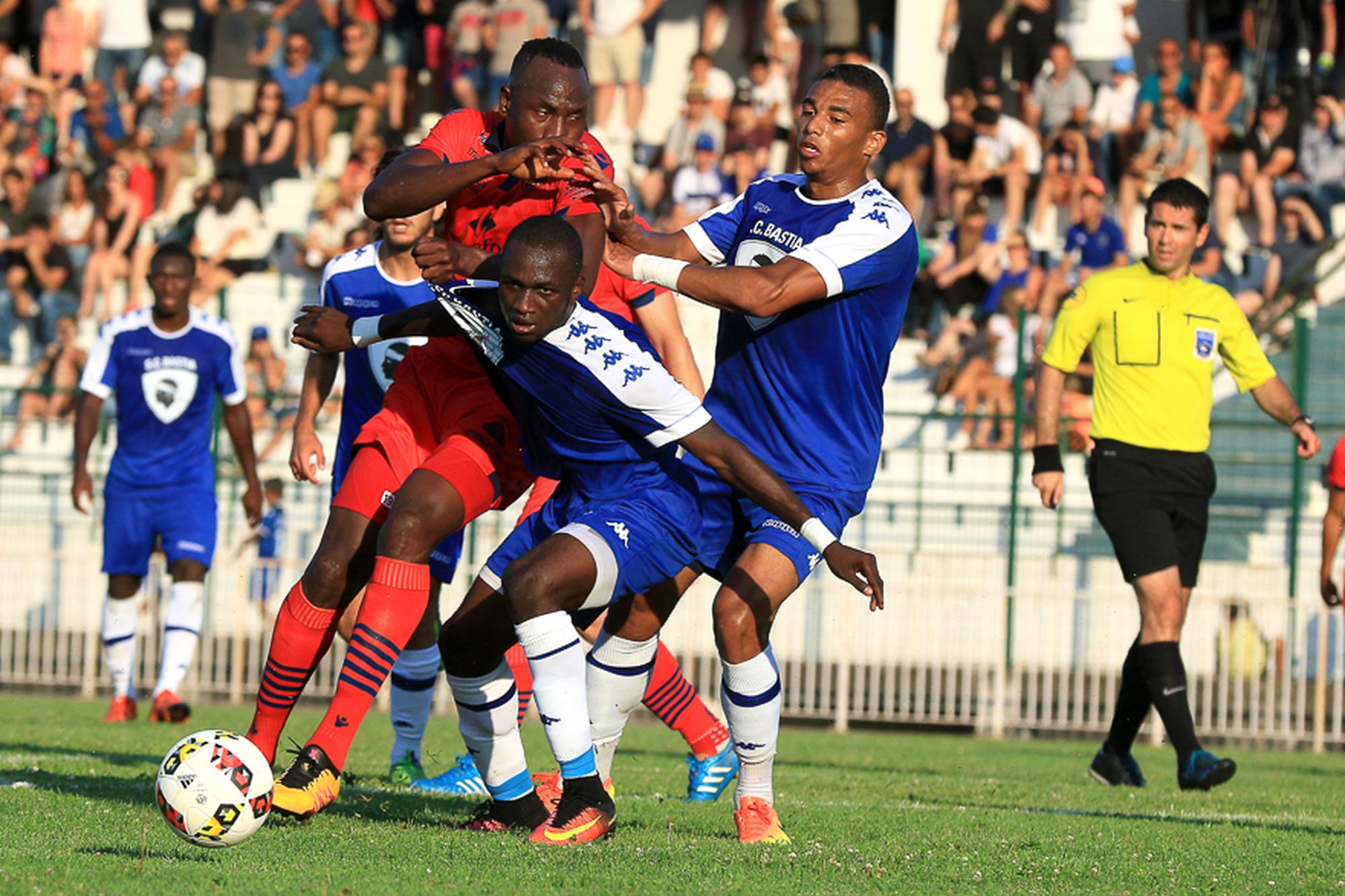 GFC Ajaccio-Bastia
