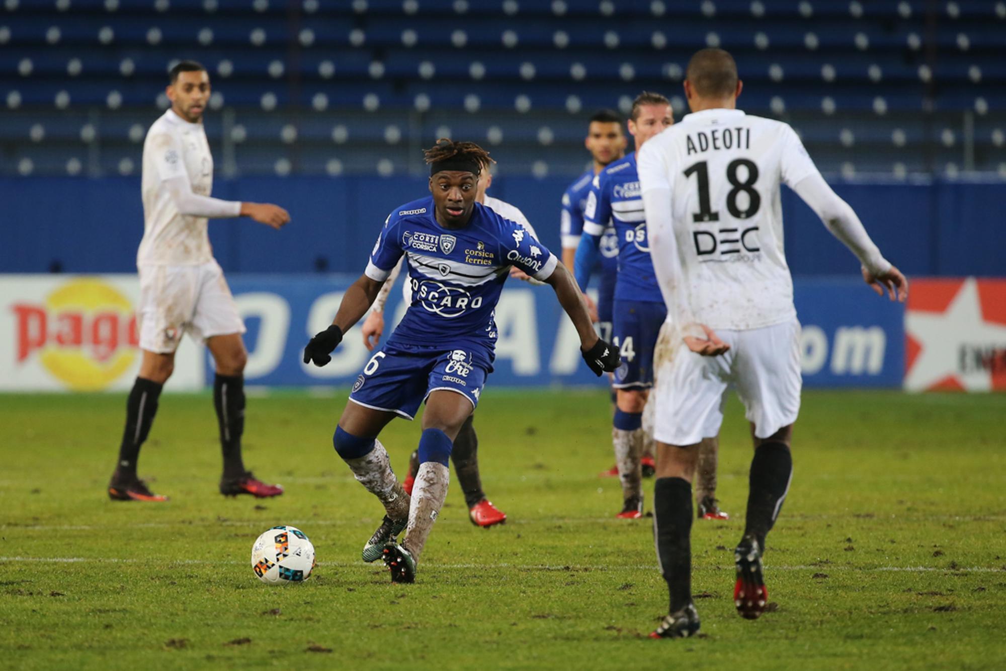Bastia - Caen